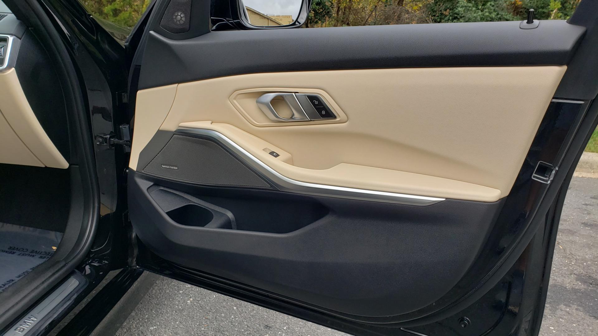 Used 2019 BMW 3 SERIES 330I PREM PKG / NAV / CONV PKG / H&K SND / LIVE COCKPIT PRO for sale Sold at Formula Imports in Charlotte NC 28227 67
