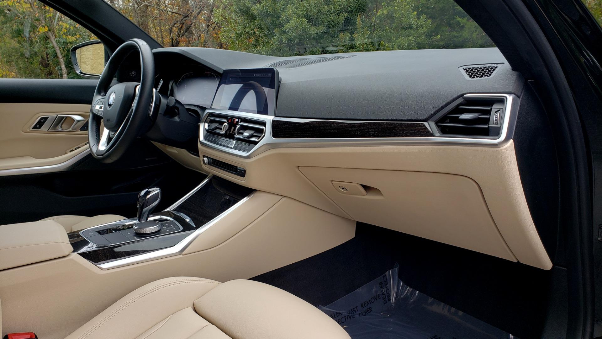 Used 2019 BMW 3 SERIES 330I PREM PKG / NAV / CONV PKG / H&K SND / LIVE COCKPIT PRO for sale Sold at Formula Imports in Charlotte NC 28227 72