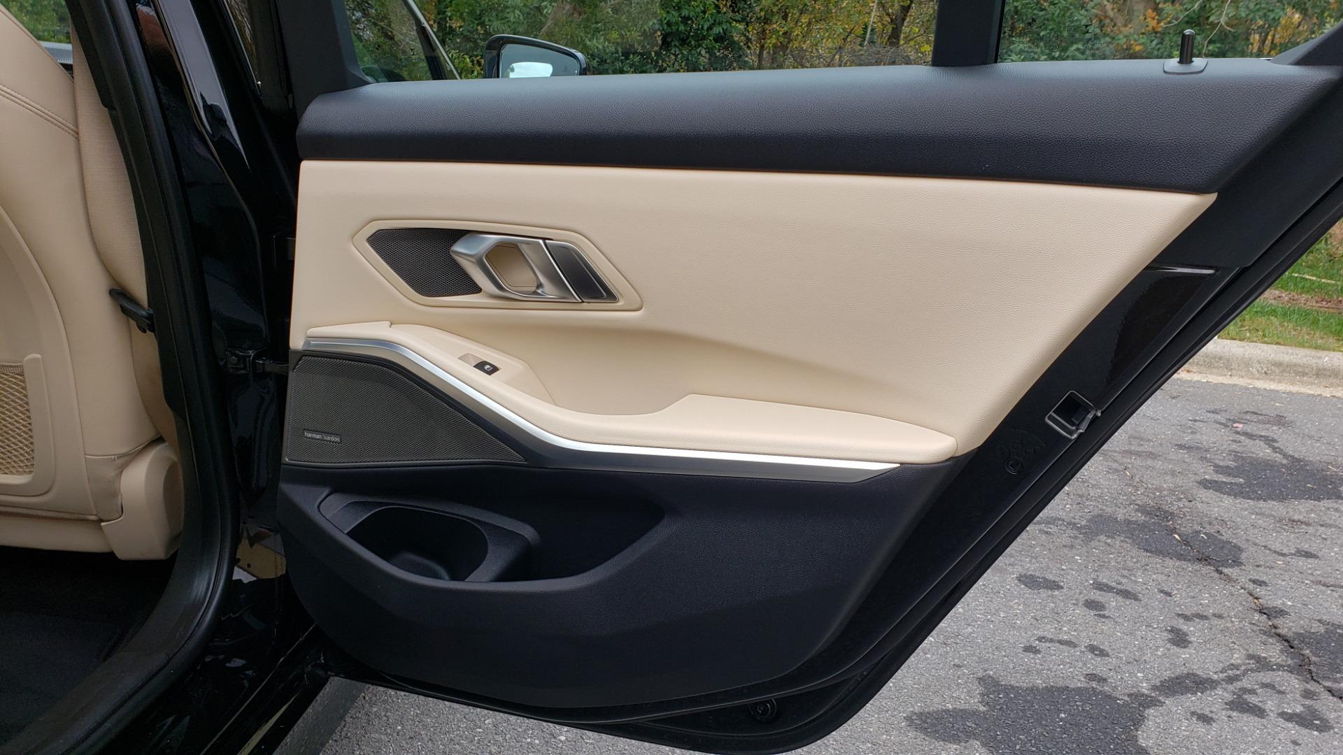 Used 2019 BMW 3 SERIES 330I PREM PKG / NAV / CONV PKG / H&K SND / LIVE COCKPIT PRO for sale Sold at Formula Imports in Charlotte NC 28227 73
