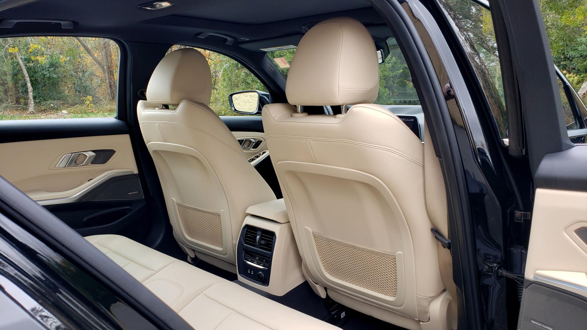 Used 2019 BMW 3 SERIES 330I PREM PKG / NAV / CONV PKG / H&K SND / LIVE COCKPIT PRO for sale Sold at Formula Imports in Charlotte NC 28227 78