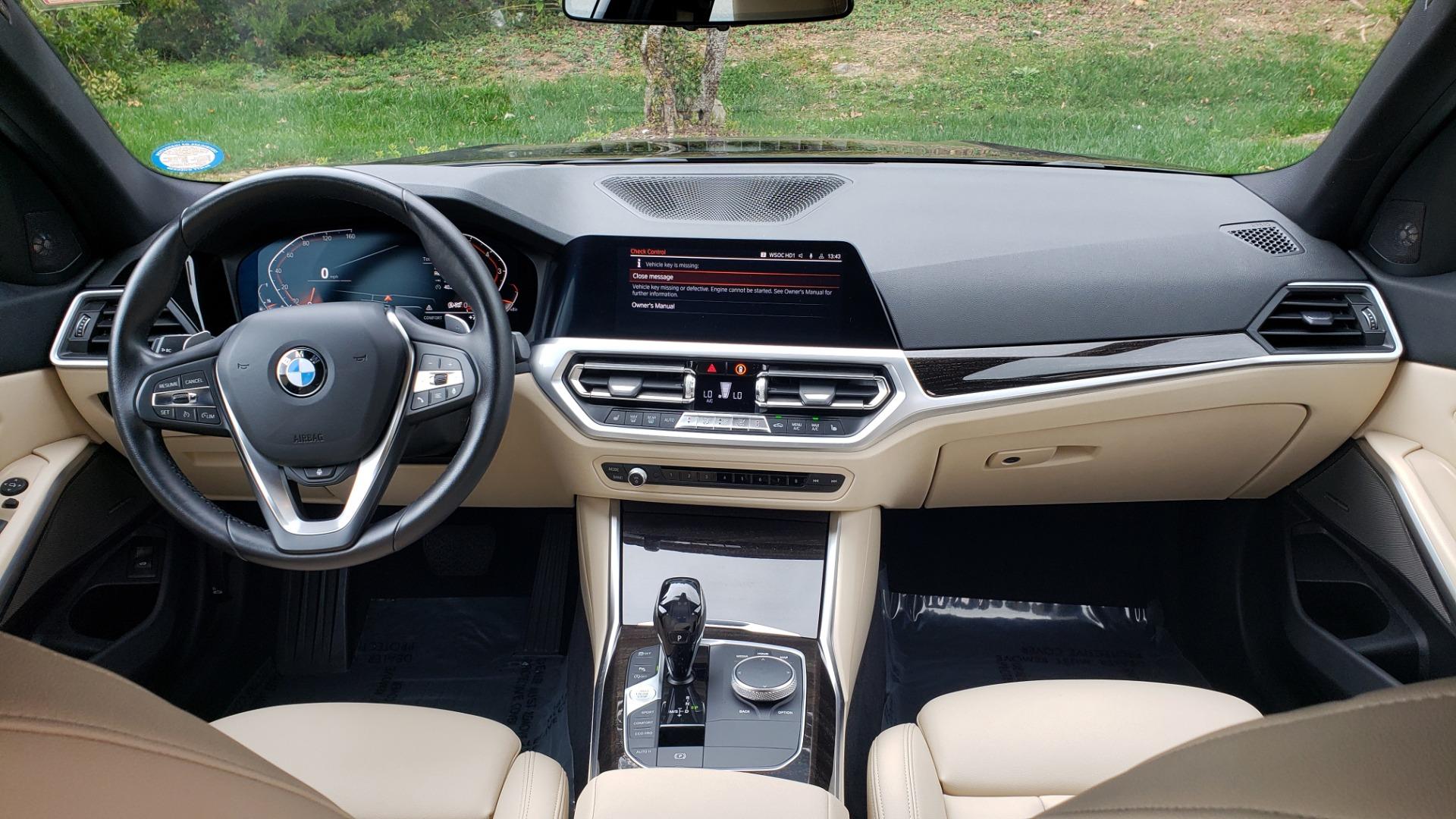 Used 2019 BMW 3 SERIES 330I PREM PKG / NAV / CONV PKG / H&K SND / LIVE COCKPIT PRO for sale Sold at Formula Imports in Charlotte NC 28227 81
