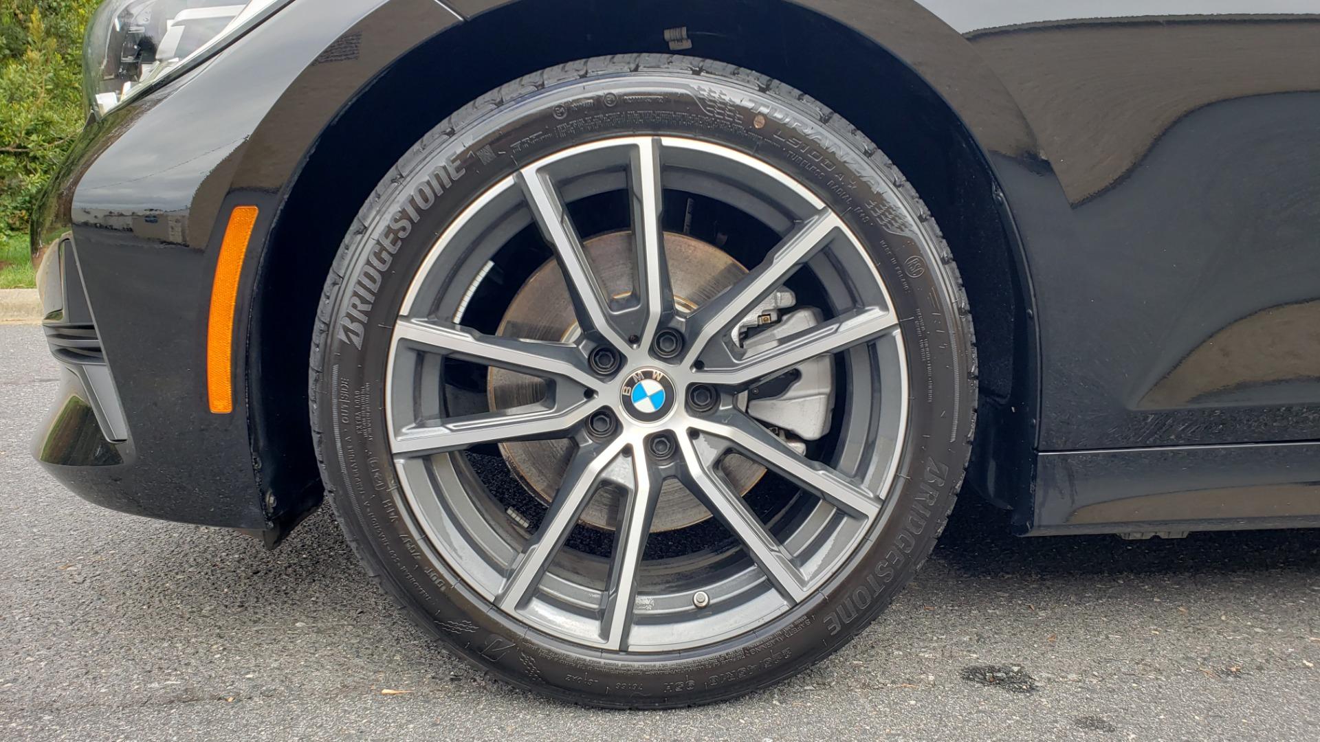 Used 2019 BMW 3 SERIES 330I PREM PKG / NAV / CONV PKG / H&K SND / LIVE COCKPIT PRO for sale Sold at Formula Imports in Charlotte NC 28227 83