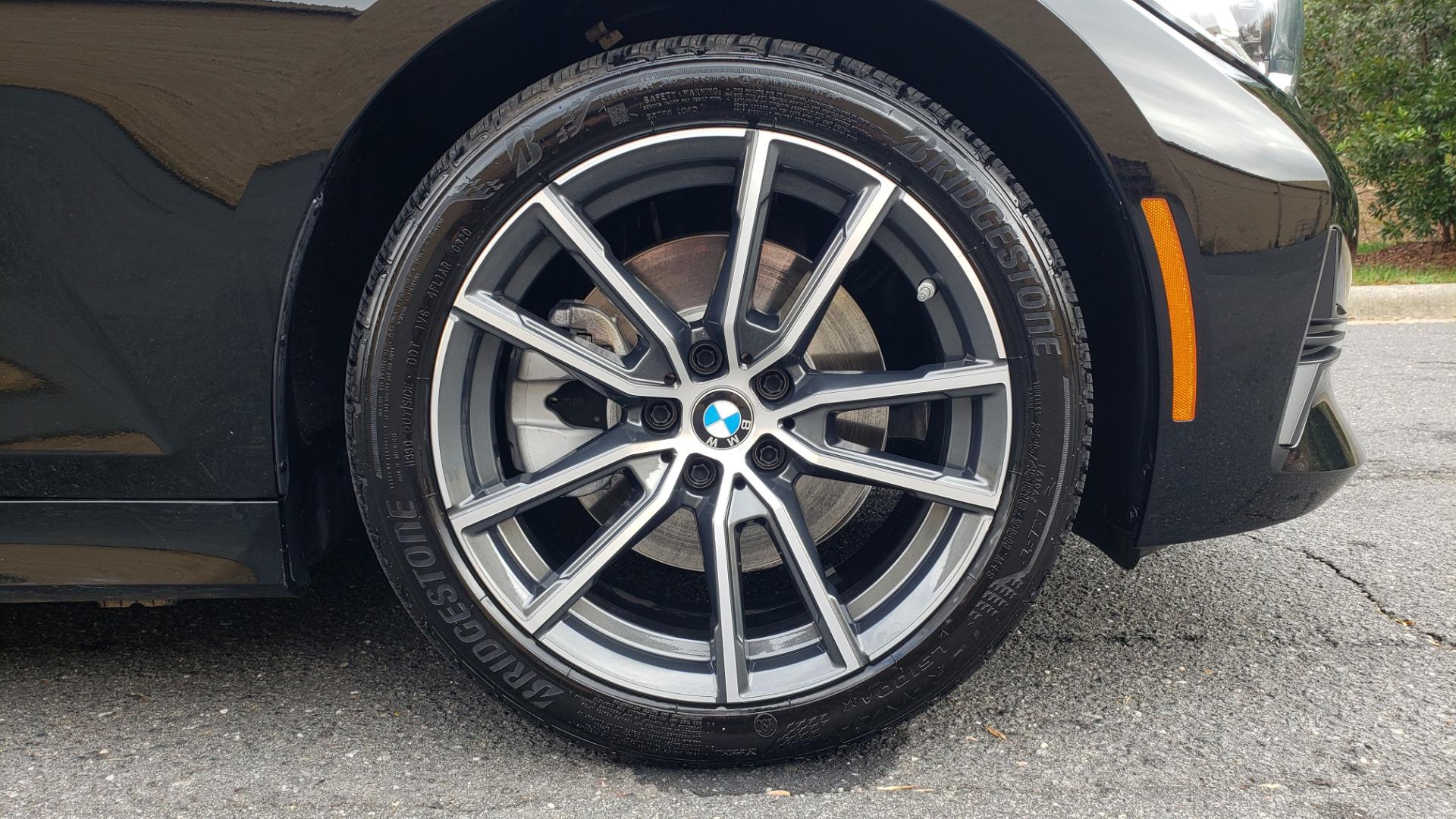 Used 2019 BMW 3 SERIES 330I PREM PKG / NAV / CONV PKG / H&K SND / LIVE COCKPIT PRO for sale Sold at Formula Imports in Charlotte NC 28227 86