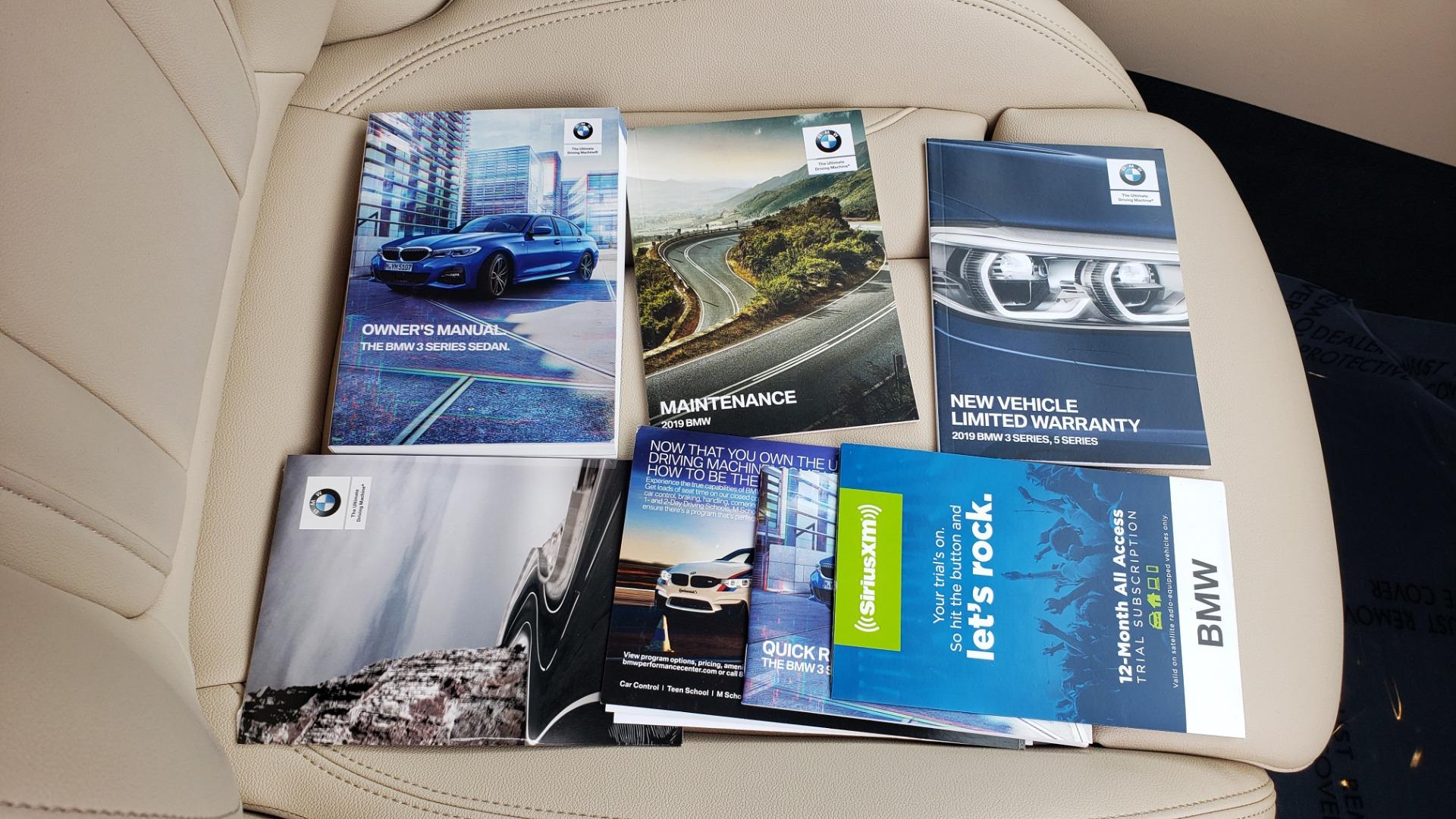 Used 2019 BMW 3 SERIES 330I PREM PKG / NAV / CONV PKG / H&K SND / LIVE COCKPIT PRO for sale Sold at Formula Imports in Charlotte NC 28227 93