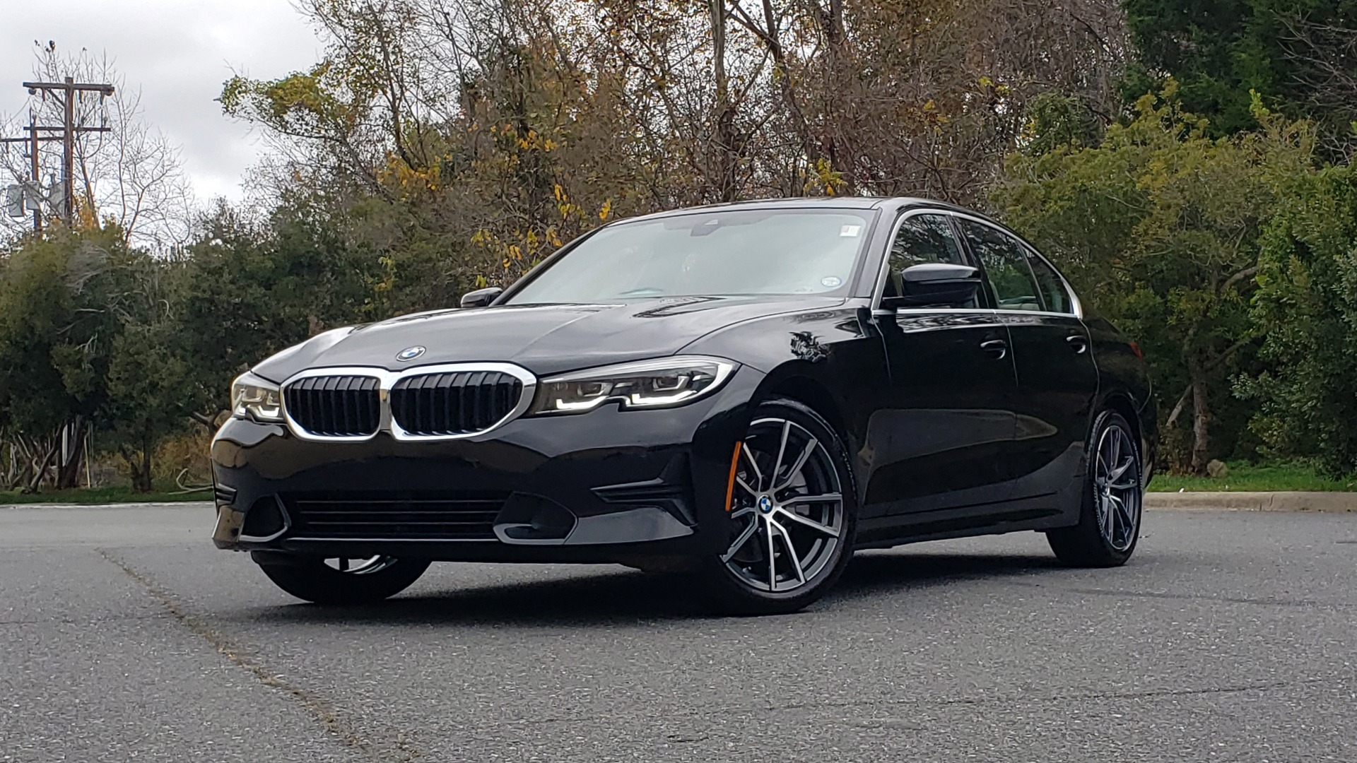 Used 2019 BMW 3 SERIES 330I PREM PKG / NAV / CONV PKG / H&K SND / LIVE COCKPIT PRO for sale Sold at Formula Imports in Charlotte NC 28227 1