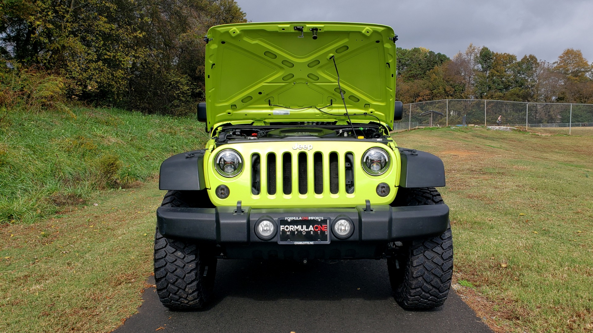 Used 2016 Jeep WRANGLER UNLIMITED SPORT 4X4 / POWER TOP / NAV / HTD STS / REARVIEW for sale Sold at Formula Imports in Charlotte NC 28227 12