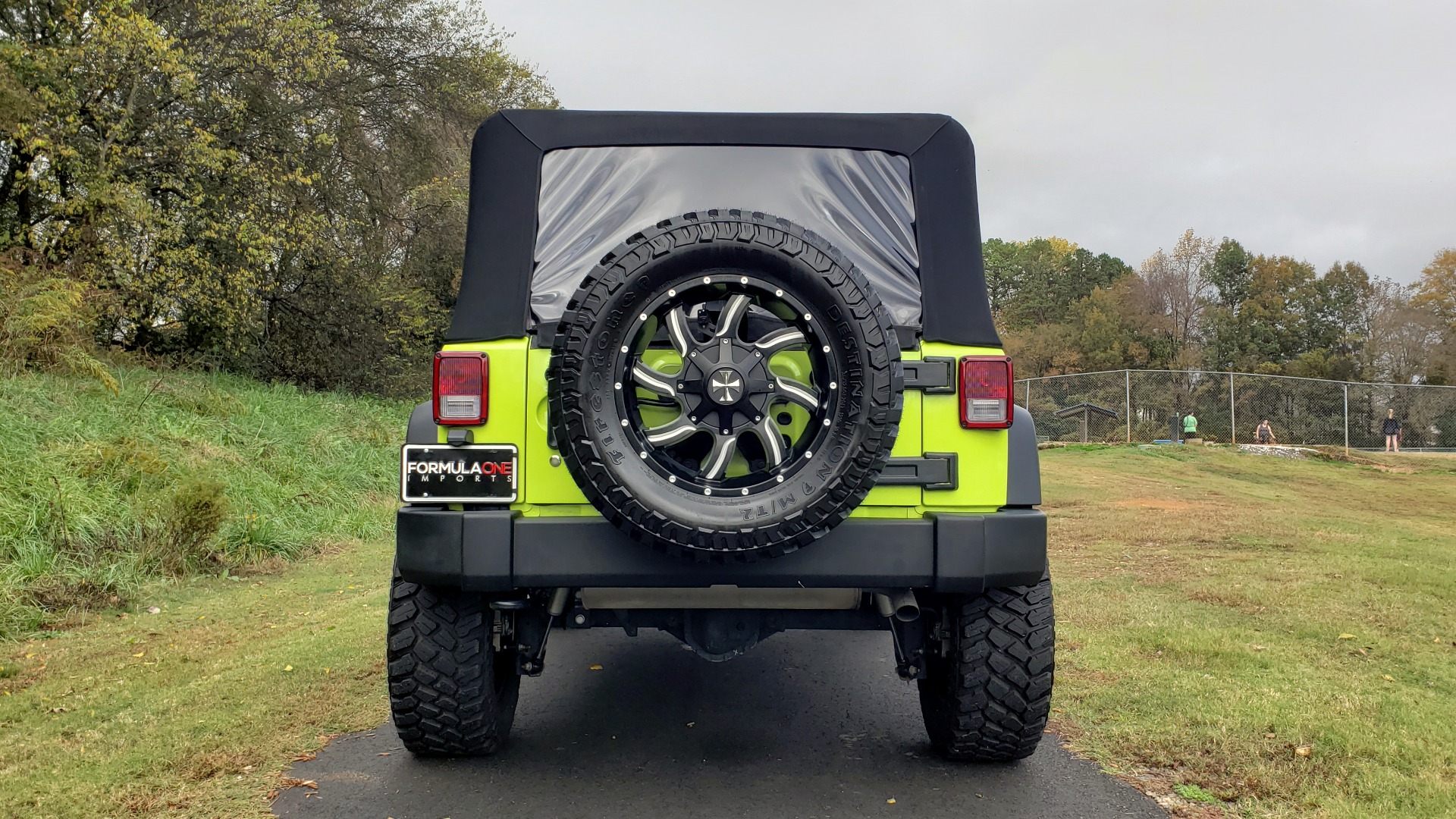 Used 2016 Jeep WRANGLER UNLIMITED SPORT 4X4 / POWER TOP / NAV / HTD STS / REARVIEW for sale Sold at Formula Imports in Charlotte NC 28227 28