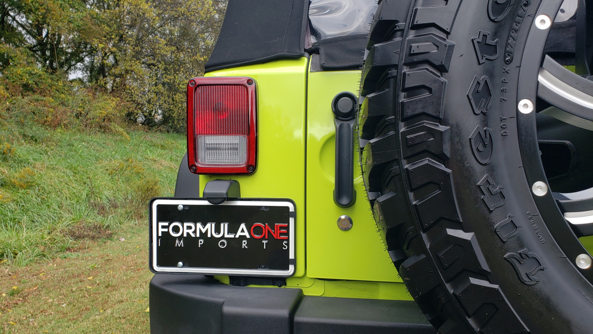 Used 2016 Jeep WRANGLER UNLIMITED SPORT 4X4 / POWER TOP / NAV / HTD STS / REARVIEW for sale Sold at Formula Imports in Charlotte NC 28227 29