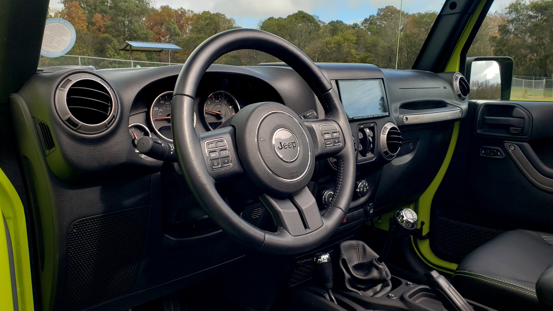 Used 2016 Jeep WRANGLER UNLIMITED SPORT 4X4 / POWER TOP / NAV / HTD STS / REARVIEW for sale $36,999 at Formula Imports in Charlotte NC 28227 52