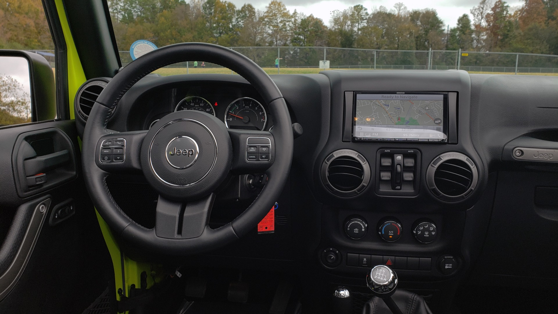 Used 2016 Jeep WRANGLER UNLIMITED SPORT 4X4 / POWER TOP / NAV / HTD STS / REARVIEW for sale Sold at Formula Imports in Charlotte NC 28227 83