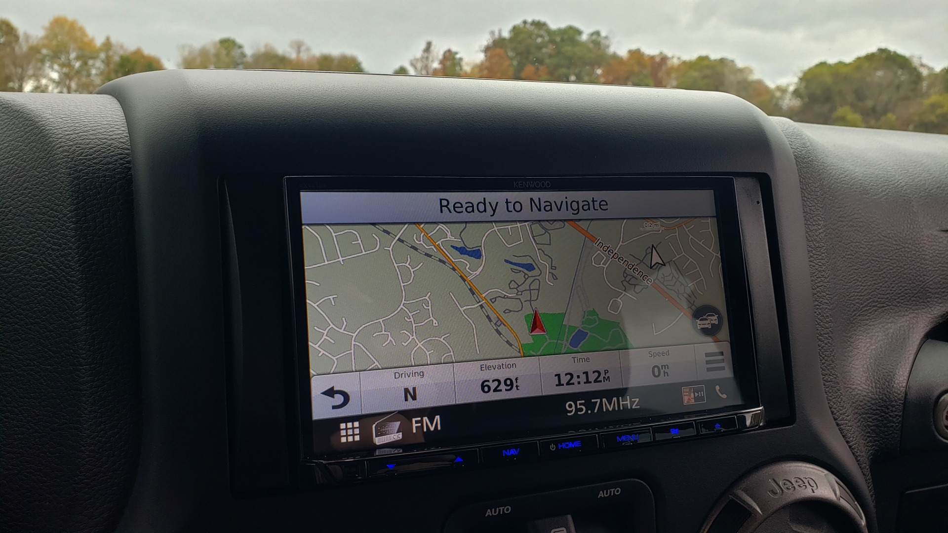 Used 2016 Jeep WRANGLER UNLIMITED SPORT 4X4 / POWER TOP / NAV / HTD STS / REARVIEW for sale $36,999 at Formula Imports in Charlotte NC 28227 90