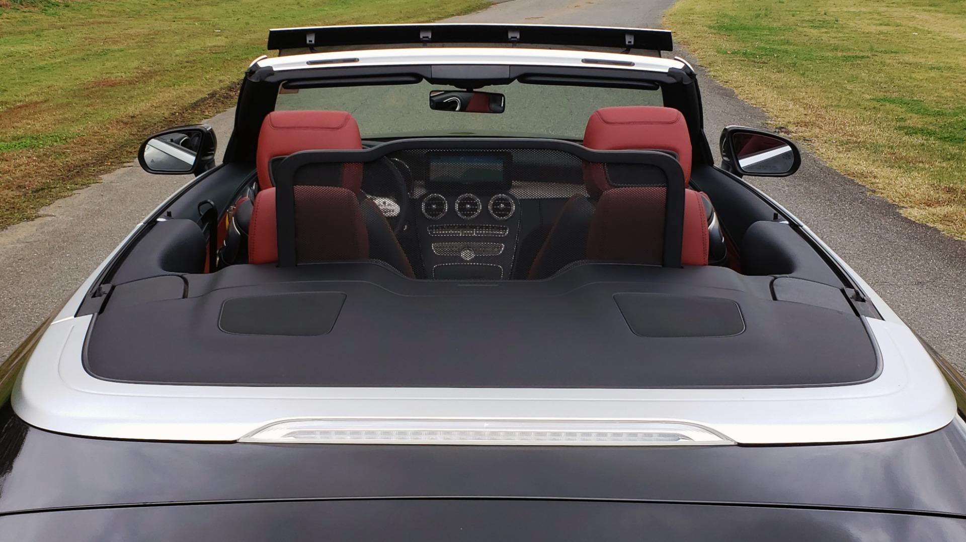 Used 2019 Mercedes-Benz C-CLASS C 300 CABRIOLET / PREM PKG / NAV / BURMESTER / MULTIMEDIA for sale Sold at Formula Imports in Charlotte NC 28227 11