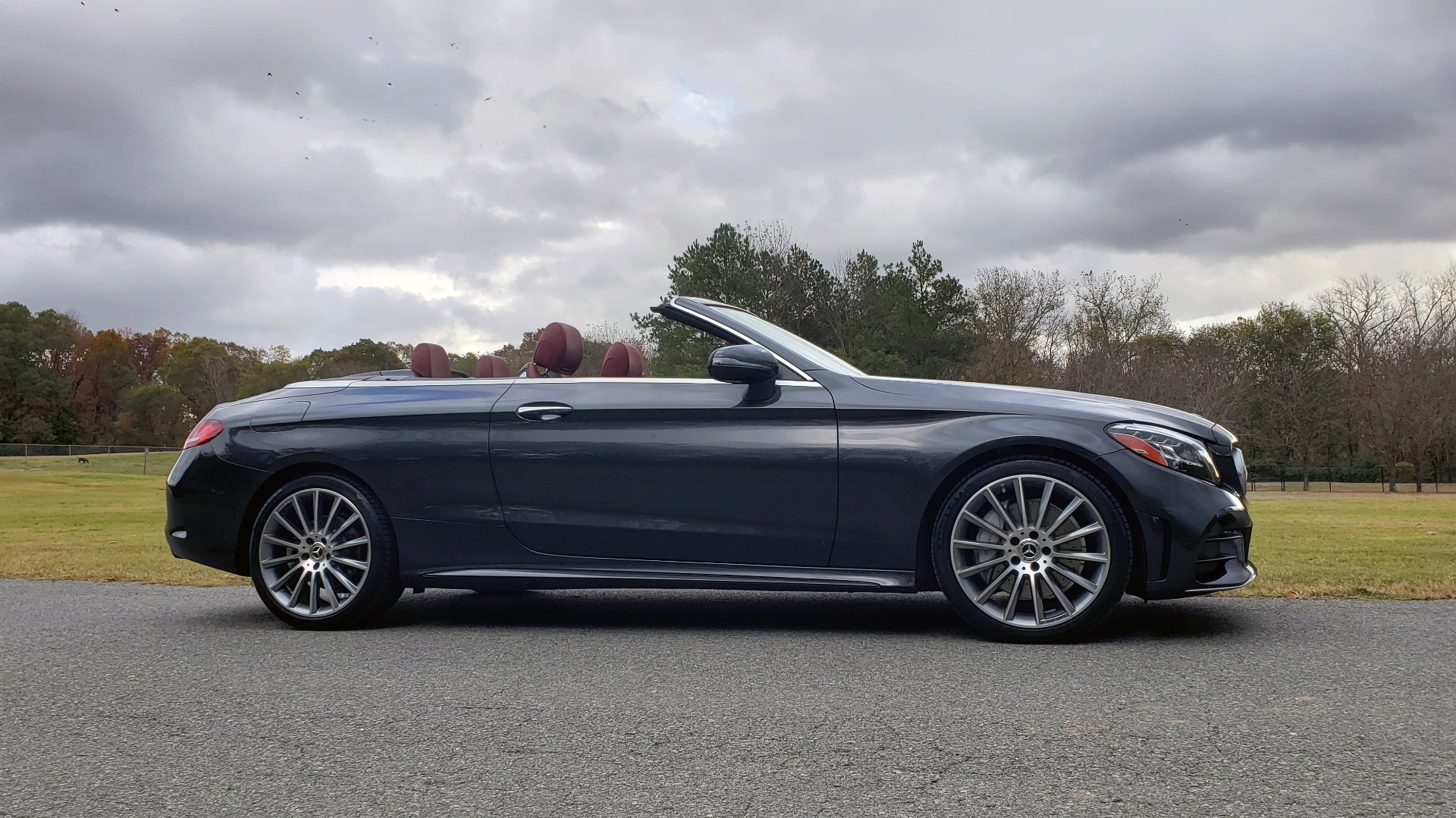 Used 2019 Mercedes-Benz C-CLASS C 300 CABRIOLET / PREM PKG / NAV / BURMESTER / MULTIMEDIA for sale Sold at Formula Imports in Charlotte NC 28227 14