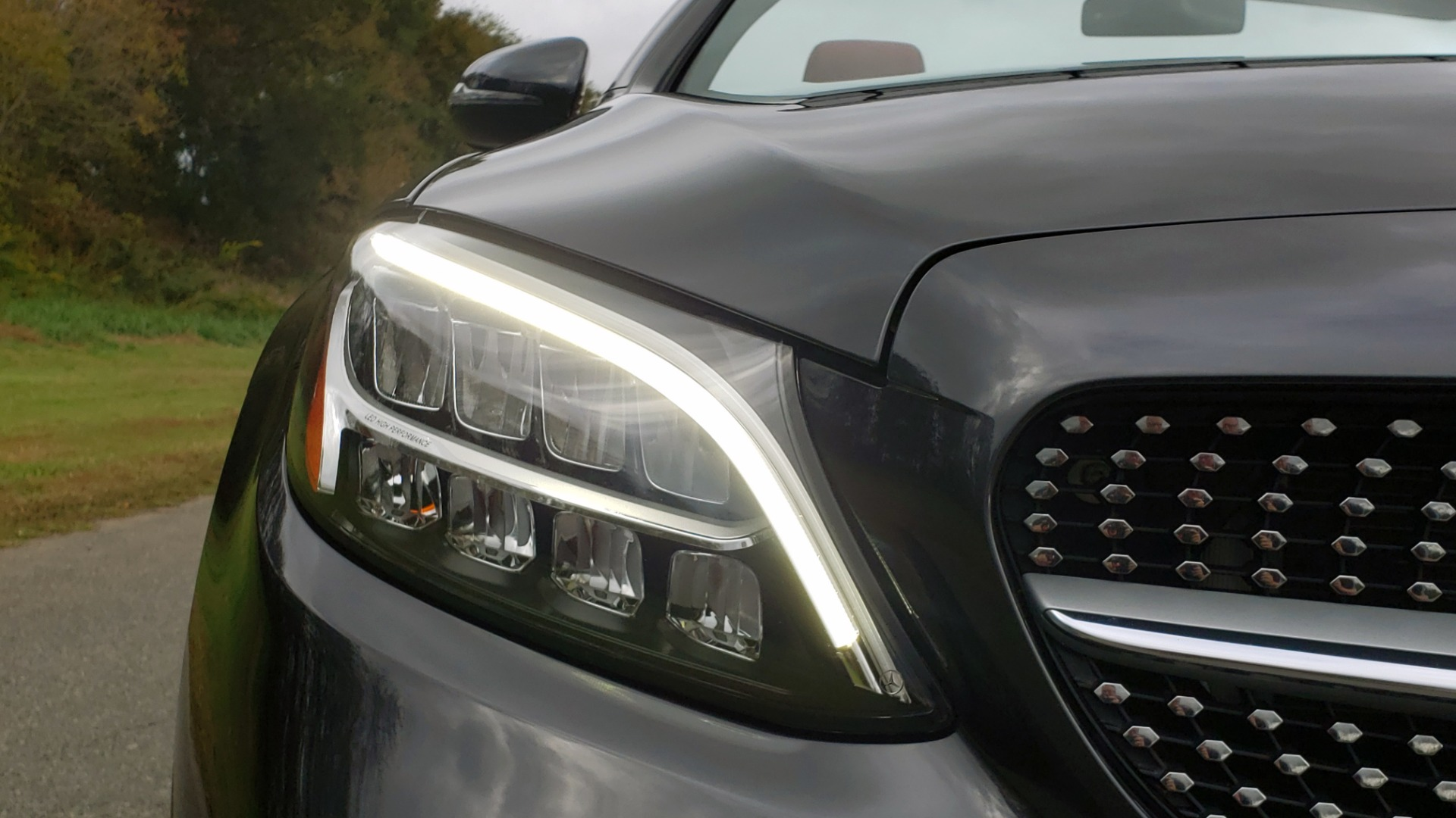 Used 2019 Mercedes-Benz C-CLASS C 300 CABRIOLET / PREM PKG / NAV / BURMESTER / MULTIMEDIA for sale Sold at Formula Imports in Charlotte NC 28227 16