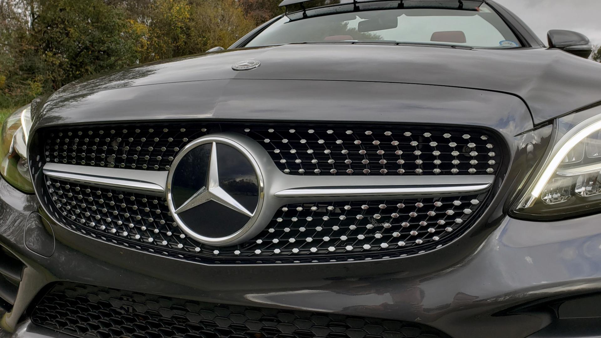 Used 2019 Mercedes-Benz C-CLASS C 300 CABRIOLET / PREM PKG / NAV / BURMESTER / MULTIMEDIA for sale Sold at Formula Imports in Charlotte NC 28227 18