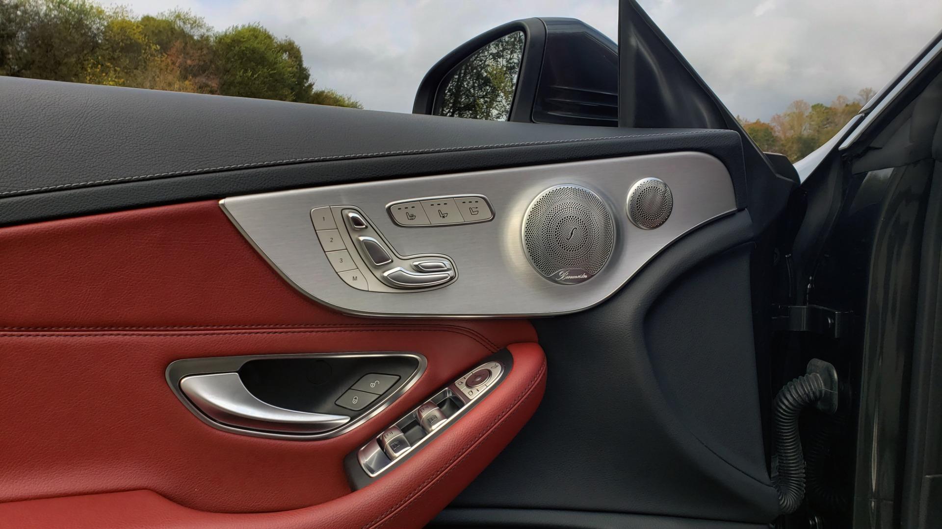 Used 2019 Mercedes-Benz C-CLASS C 300 CABRIOLET / PREM PKG / NAV / BURMESTER / MULTIMEDIA for sale Sold at Formula Imports in Charlotte NC 28227 29