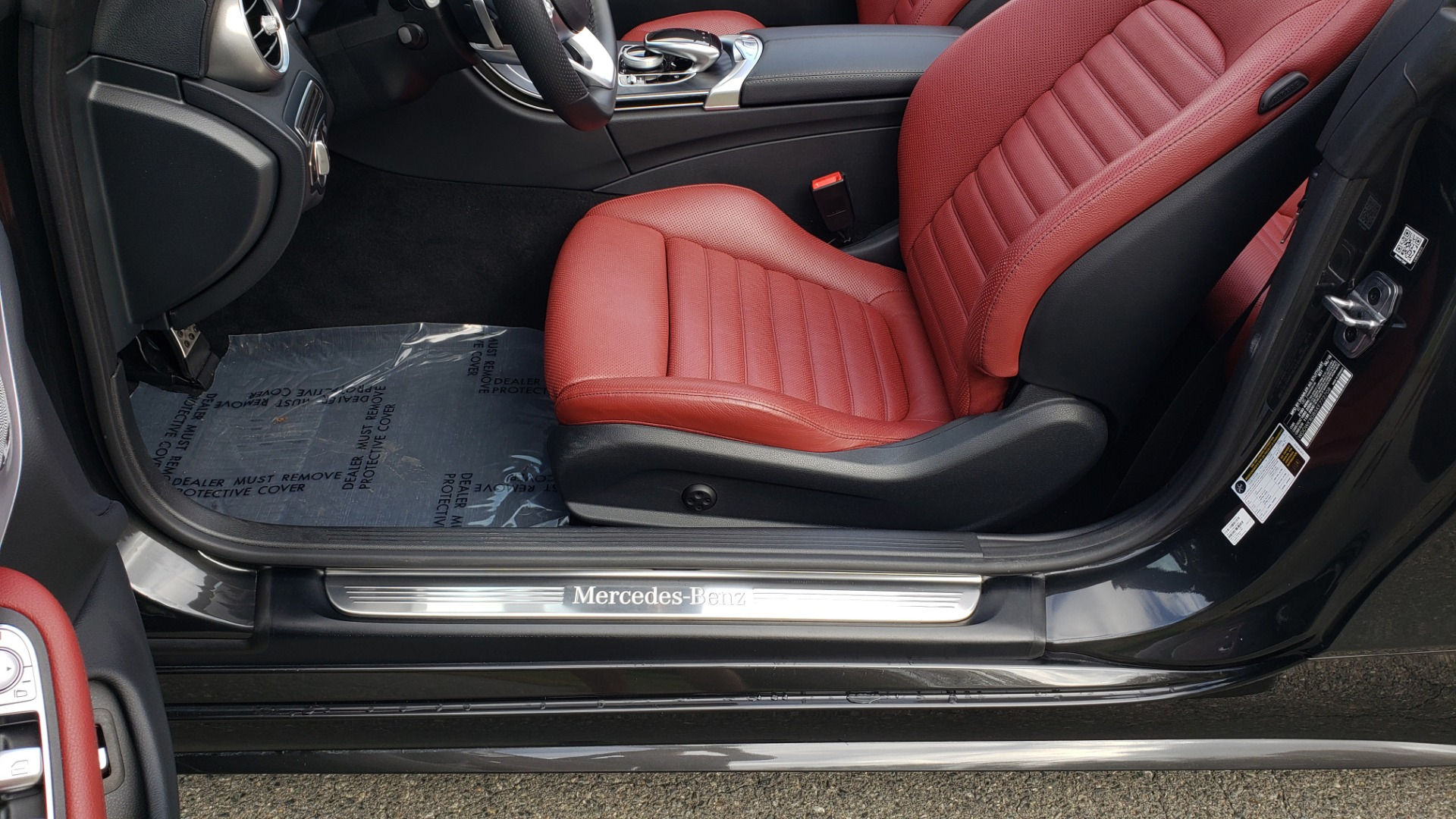 Used 2019 Mercedes-Benz C-CLASS C 300 CABRIOLET / PREM PKG / NAV / BURMESTER / MULTIMEDIA for sale Sold at Formula Imports in Charlotte NC 28227 31