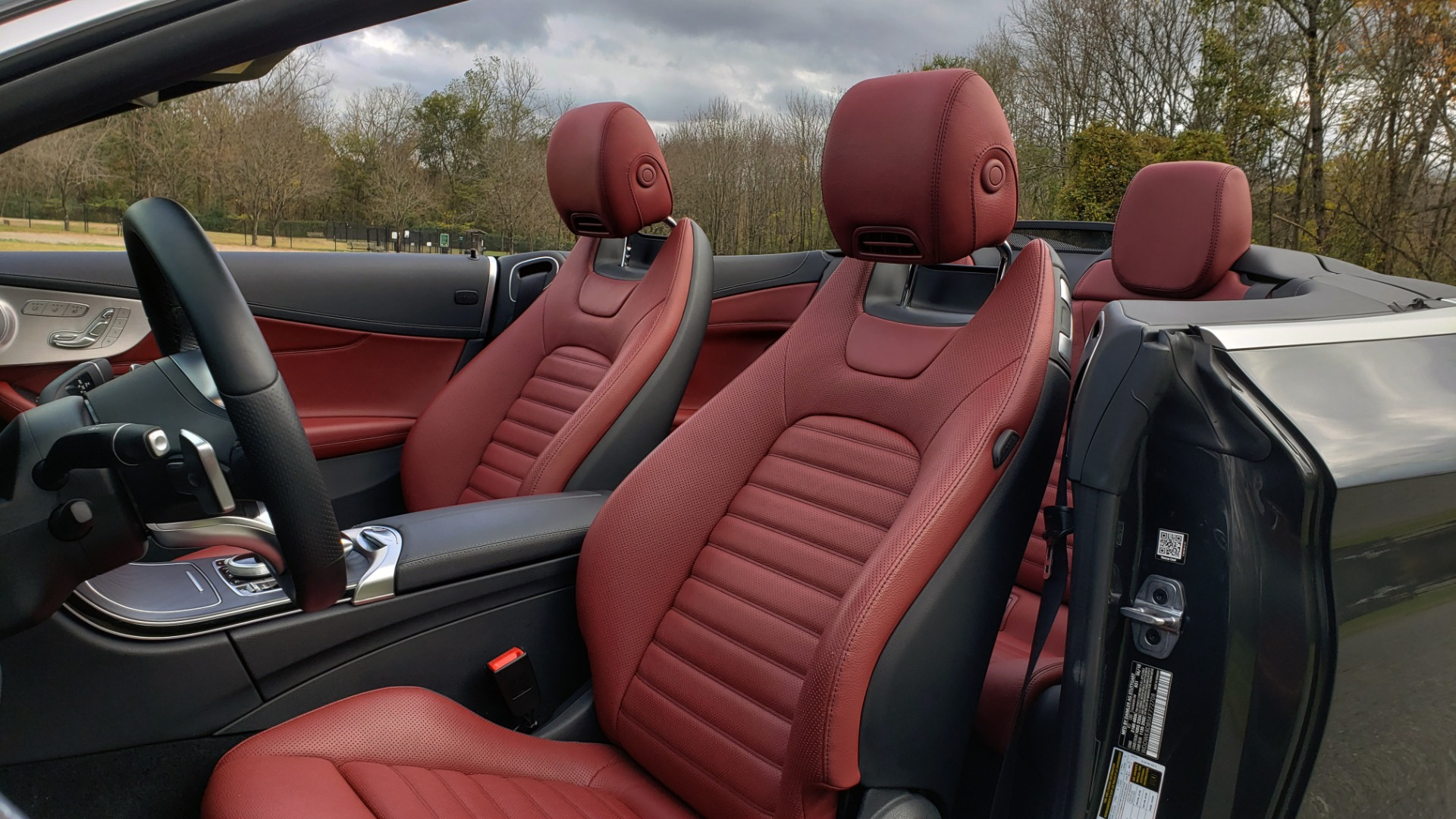 Used 2019 Mercedes-Benz C-CLASS C 300 CABRIOLET / PREM PKG / NAV / BURMESTER / MULTIMEDIA for sale Sold at Formula Imports in Charlotte NC 28227 32