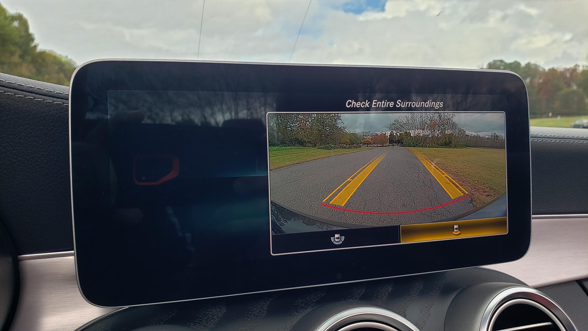 Used 2019 Mercedes-Benz C-CLASS C 300 CABRIOLET / PREM PKG / NAV / BURMESTER / MULTIMEDIA for sale $49,995 at Formula Imports in Charlotte NC 28227 46
