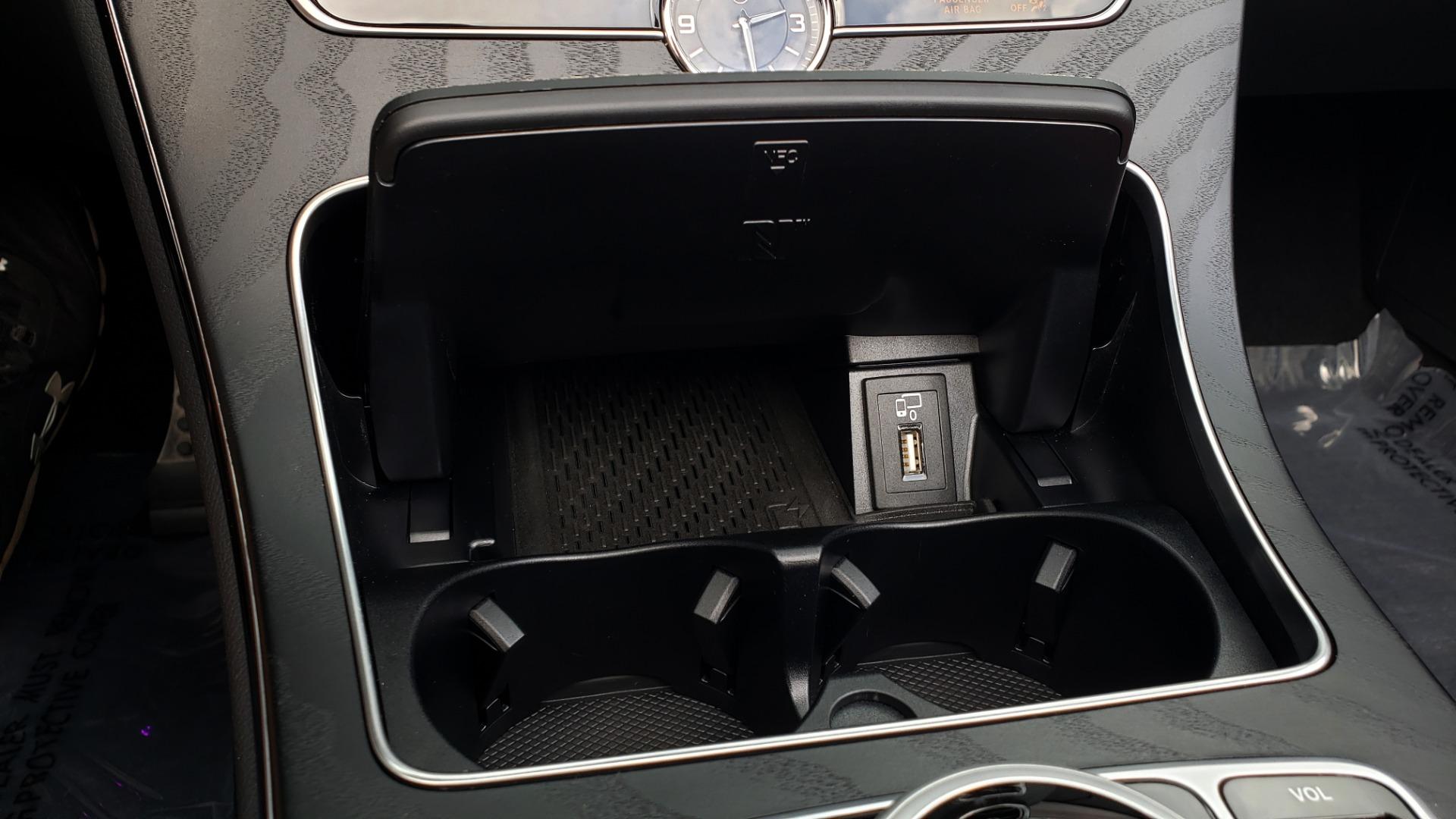 Used 2019 Mercedes-Benz C-CLASS C 300 CABRIOLET / PREM PKG / NAV / BURMESTER / MULTIMEDIA for sale Sold at Formula Imports in Charlotte NC 28227 50