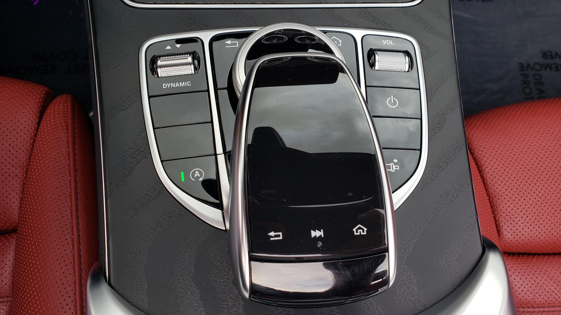 Used 2019 Mercedes-Benz C-CLASS C 300 CABRIOLET / PREM PKG / NAV / BURMESTER / MULTIMEDIA for sale Sold at Formula Imports in Charlotte NC 28227 51