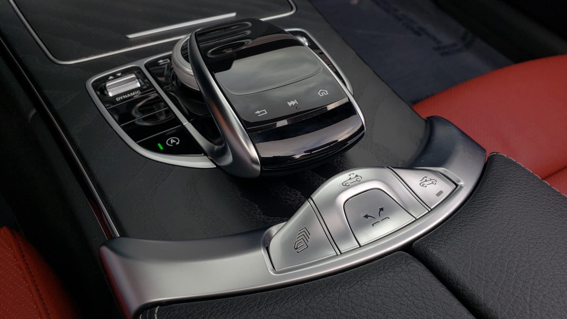 Used 2019 Mercedes-Benz C-CLASS C 300 CABRIOLET / PREM PKG / NAV / BURMESTER / MULTIMEDIA for sale Sold at Formula Imports in Charlotte NC 28227 52