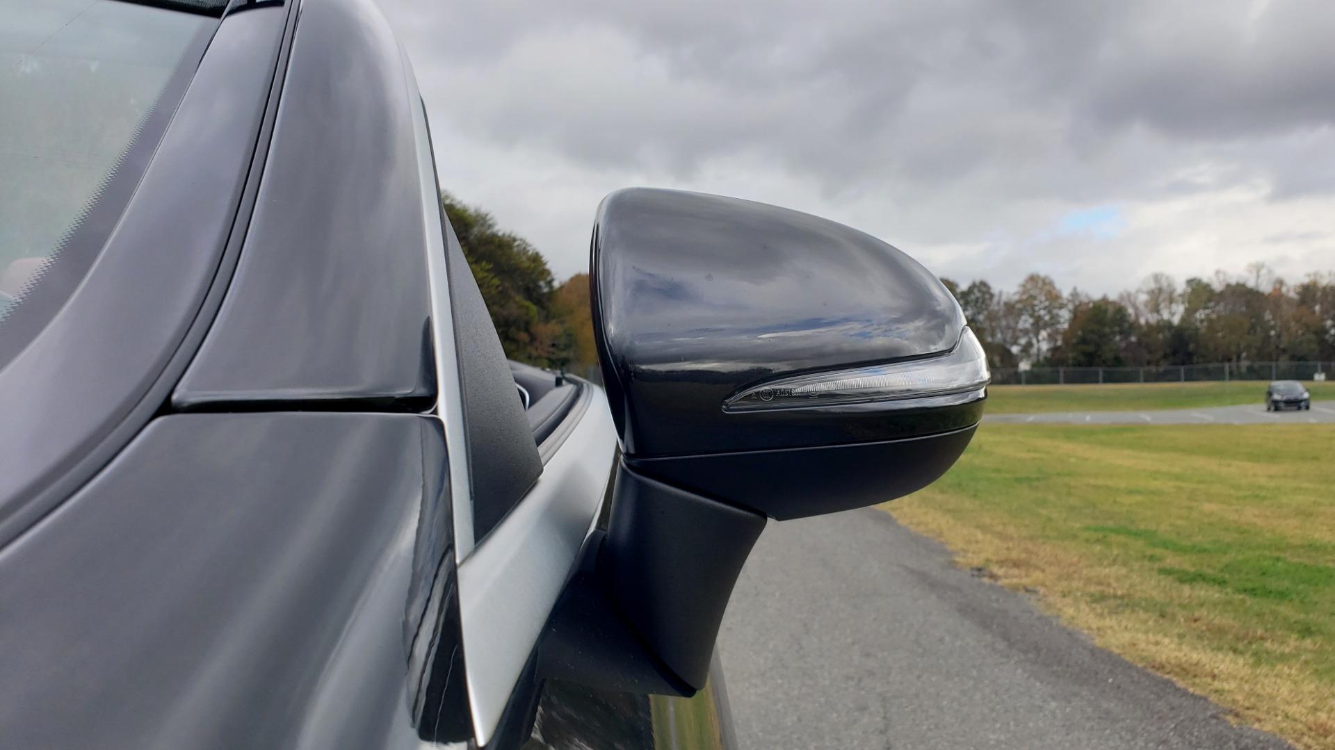 Used 2019 Mercedes-Benz C-CLASS C 300 CABRIOLET / PREM PKG / NAV / BURMESTER / MULTIMEDIA for sale Sold at Formula Imports in Charlotte NC 28227 55