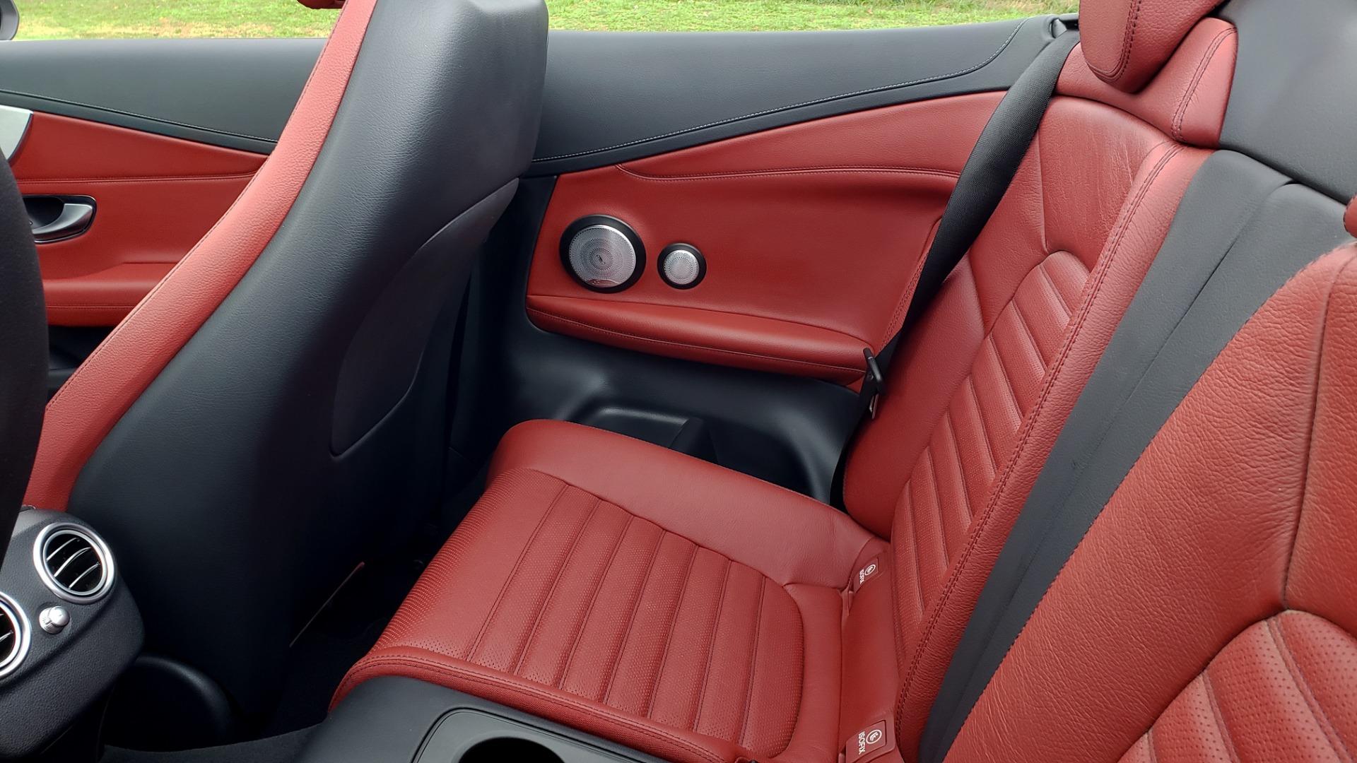 Used 2019 Mercedes-Benz C-CLASS C 300 CABRIOLET / PREM PKG / NAV / BURMESTER / MULTIMEDIA for sale Sold at Formula Imports in Charlotte NC 28227 71