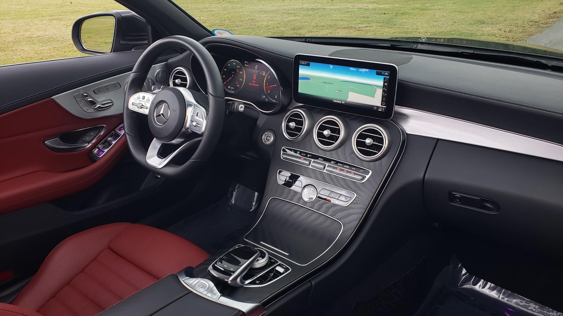 Used 2019 Mercedes-Benz C-CLASS C 300 CABRIOLET / PREM PKG / NAV / BURMESTER / MULTIMEDIA for sale Sold at Formula Imports in Charlotte NC 28227 74