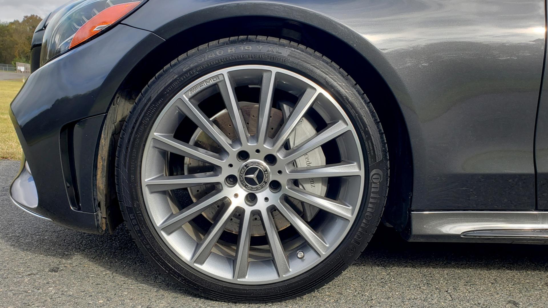 Used 2019 Mercedes-Benz C-CLASS C 300 CABRIOLET / PREM PKG / NAV / BURMESTER / MULTIMEDIA for sale Sold at Formula Imports in Charlotte NC 28227 84