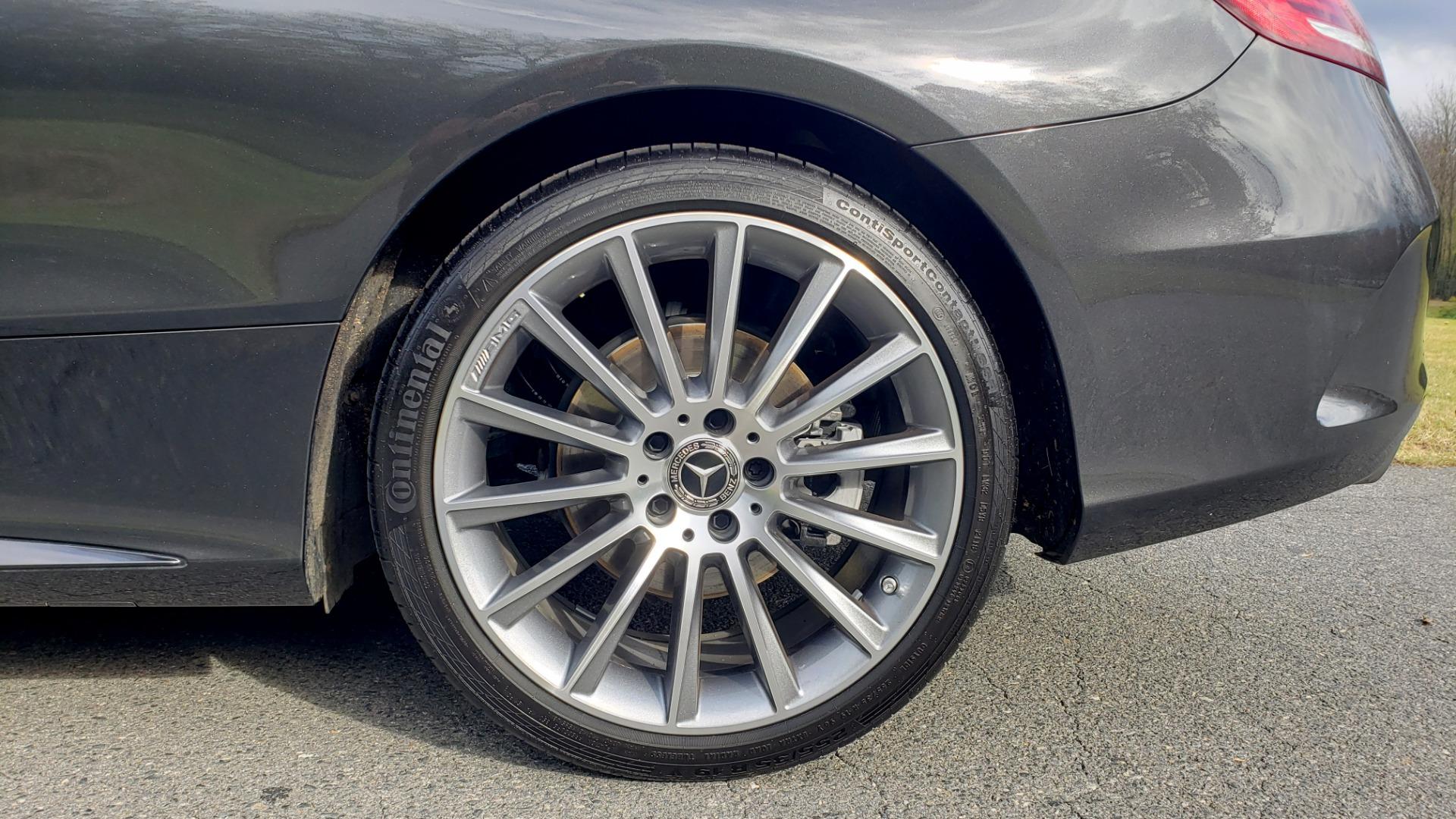 Used 2019 Mercedes-Benz C-CLASS C 300 CABRIOLET / PREM PKG / NAV / BURMESTER / MULTIMEDIA for sale Sold at Formula Imports in Charlotte NC 28227 85