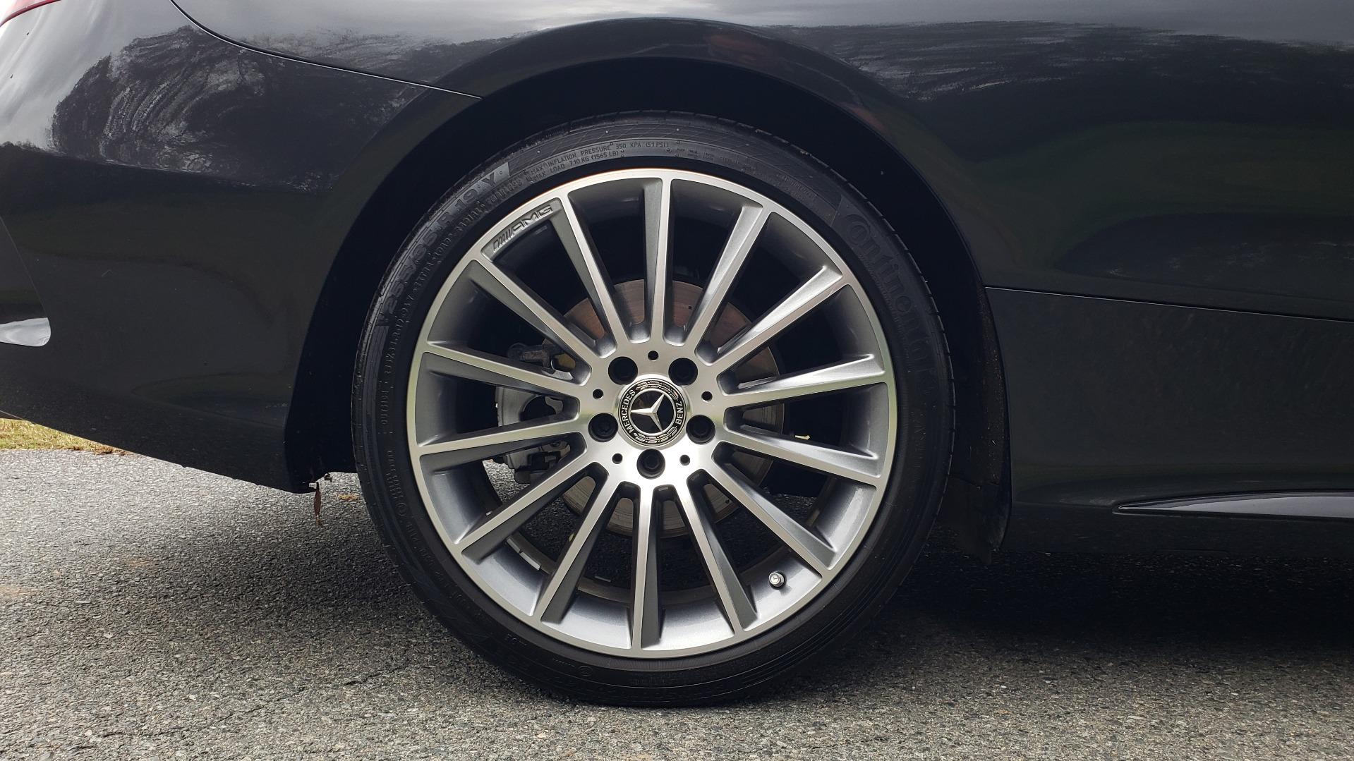 Used 2019 Mercedes-Benz C-CLASS C 300 CABRIOLET / PREM PKG / NAV / BURMESTER / MULTIMEDIA for sale Sold at Formula Imports in Charlotte NC 28227 86