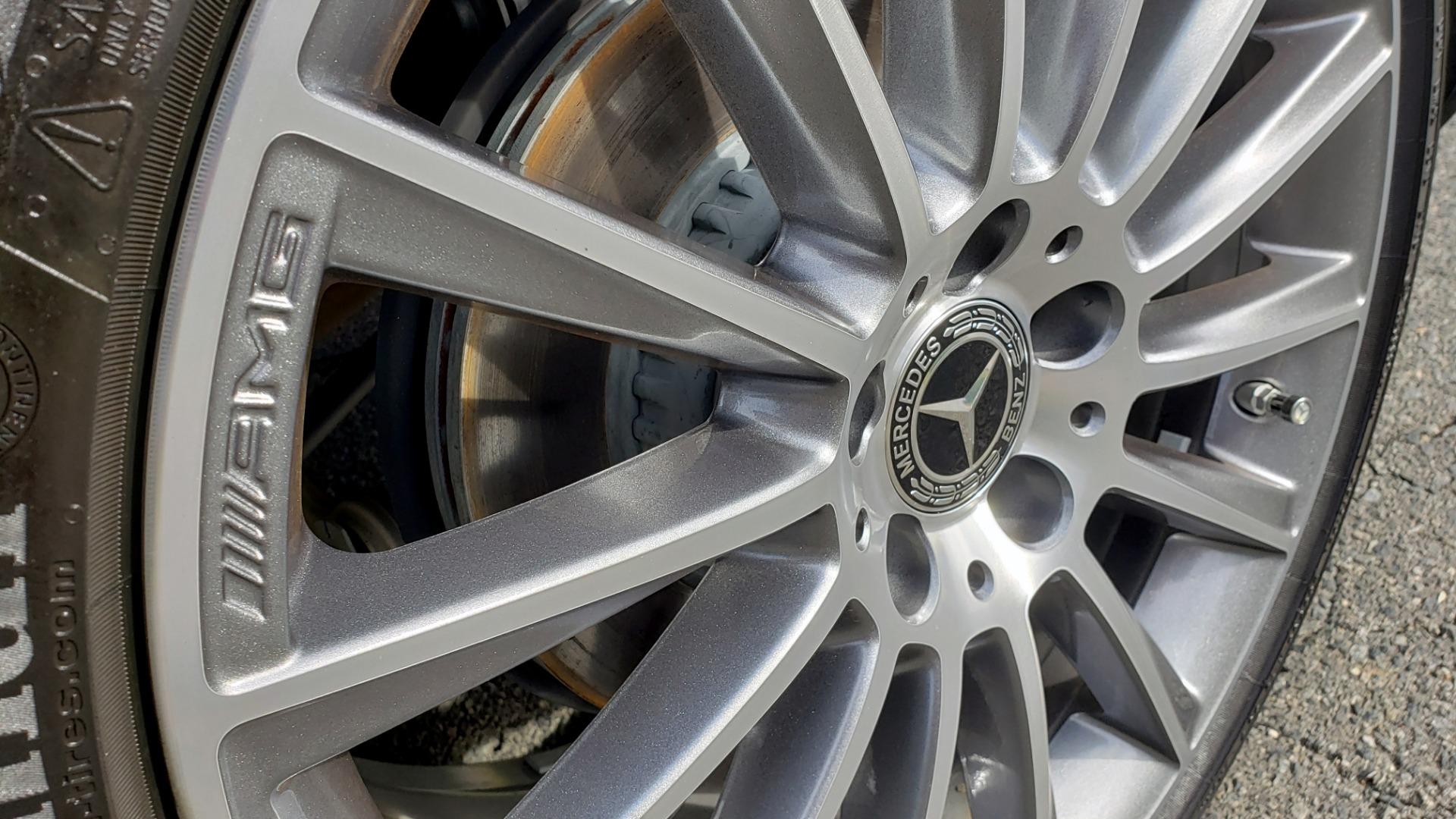 Used 2019 Mercedes-Benz C-CLASS C 300 CABRIOLET / PREM PKG / NAV / BURMESTER / MULTIMEDIA for sale Sold at Formula Imports in Charlotte NC 28227 88