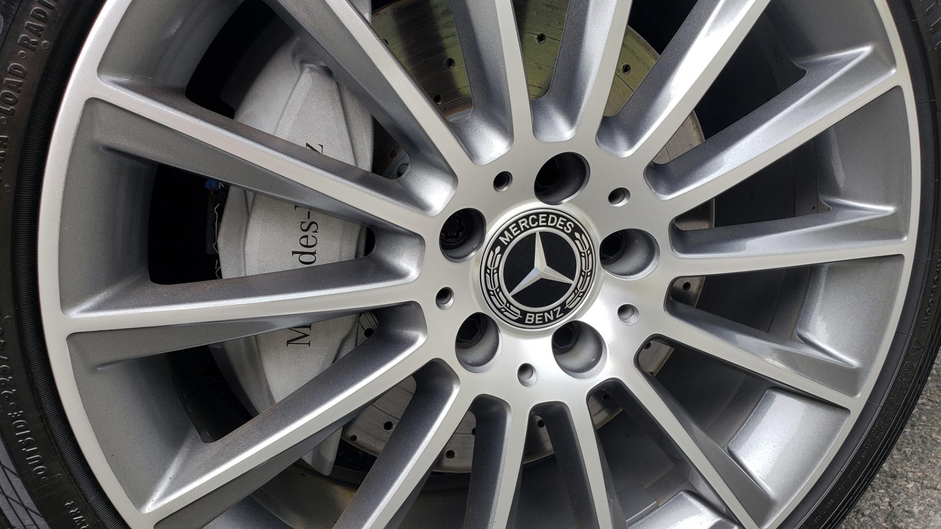 Used 2019 Mercedes-Benz C-CLASS C 300 CABRIOLET / PREM PKG / NAV / BURMESTER / MULTIMEDIA for sale $49,995 at Formula Imports in Charlotte NC 28227 89