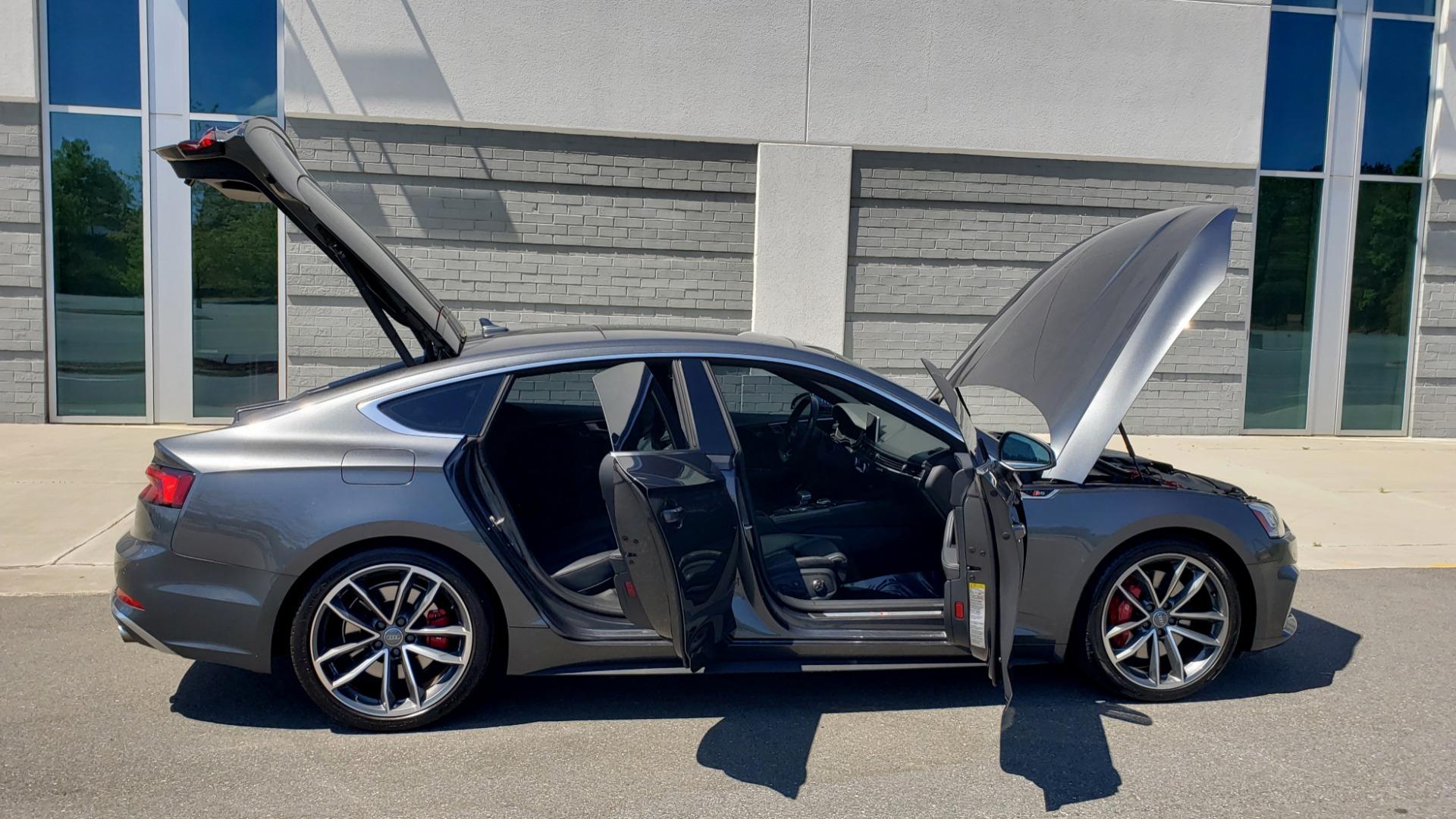 Used 2018 Audi S5 SPORTBACK PRESTIGE S-SPORT / NAV / SUNROOF / HUD / B&O SND / REARVIEW for sale $48,995 at Formula Imports in Charlotte NC 28227 13