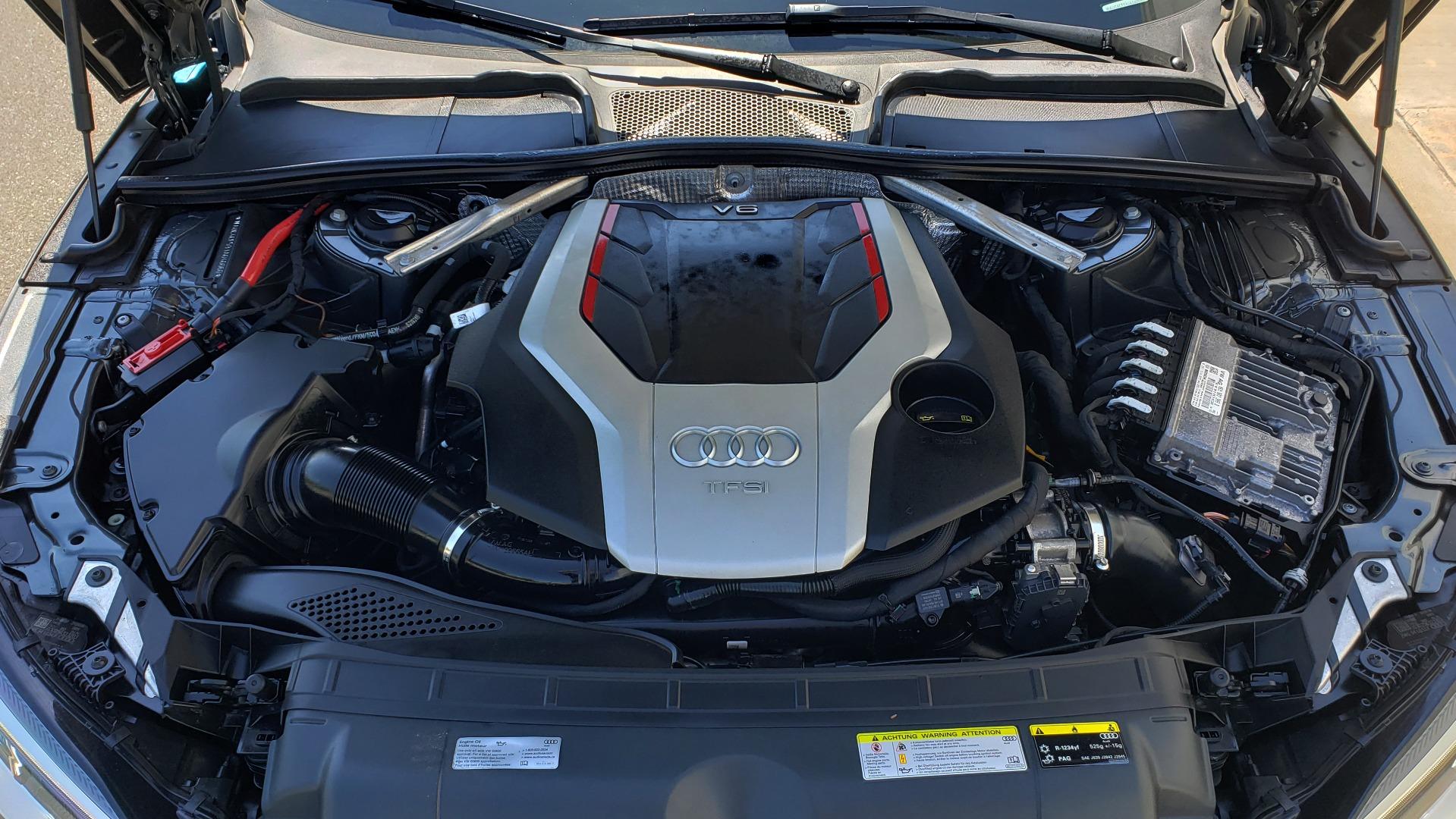 Used 2018 Audi S5 SPORTBACK PRESTIGE S-SPORT / NAV / SUNROOF / HUD / B&O SND / REARVIEW for sale $48,995 at Formula Imports in Charlotte NC 28227 14