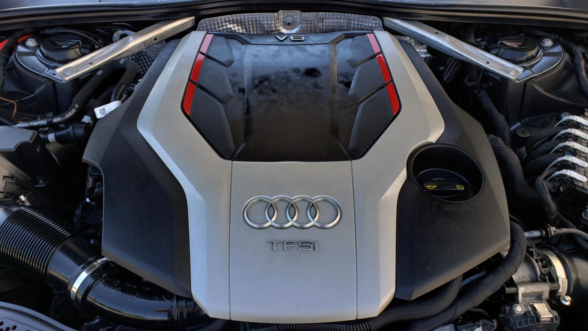 Used 2018 Audi S5 SPORTBACK PRESTIGE S-SPORT / NAV / SUNROOF / HUD / B&O SND / REARVIEW for sale $48,995 at Formula Imports in Charlotte NC 28227 15