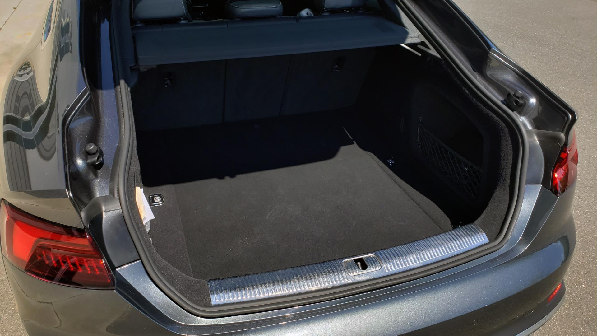 Used 2018 Audi S5 SPORTBACK PRESTIGE S-SPORT / NAV / SUNROOF / HUD / B&O SND / REARVIEW for sale $48,995 at Formula Imports in Charlotte NC 28227 17