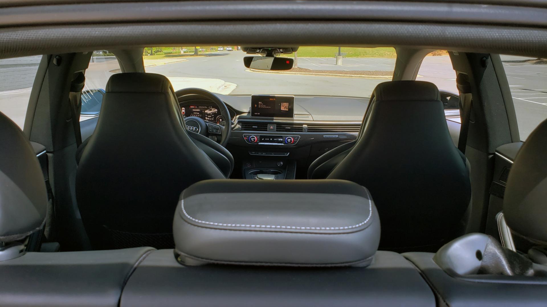 Used 2018 Audi S5 SPORTBACK PRESTIGE S-SPORT / NAV / SUNROOF / HUD / B&O SND / REARVIEW for sale $48,995 at Formula Imports in Charlotte NC 28227 18