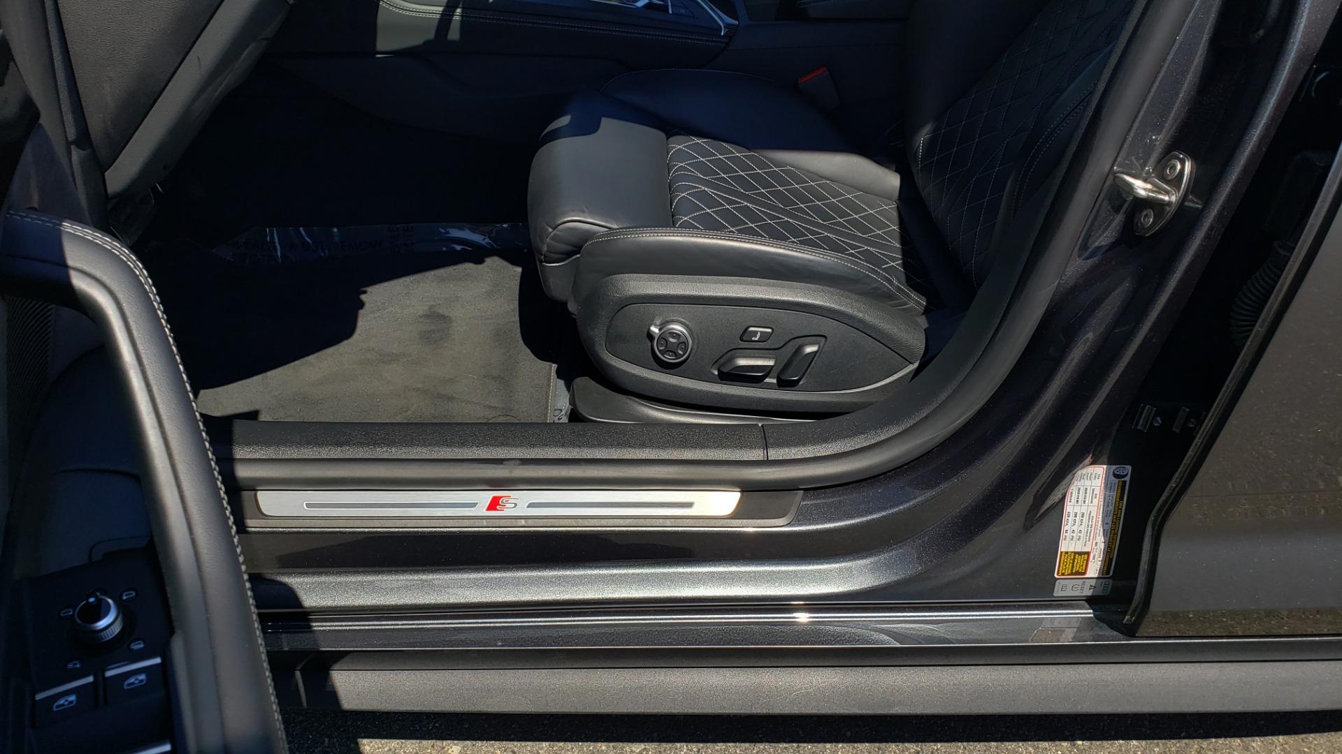 Used 2018 Audi S5 SPORTBACK PRESTIGE S-SPORT / NAV / SUNROOF / HUD / B&O SND / REARVIEW for sale $48,995 at Formula Imports in Charlotte NC 28227 33