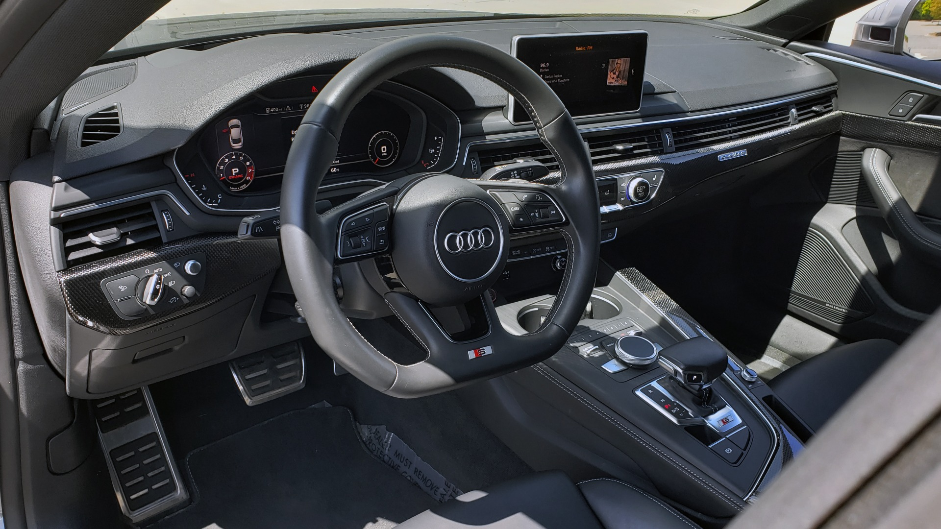 Used 2018 Audi S5 SPORTBACK PRESTIGE S-SPORT / NAV / SUNROOF / HUD / B&O SND / REARVIEW for sale $48,995 at Formula Imports in Charlotte NC 28227 36