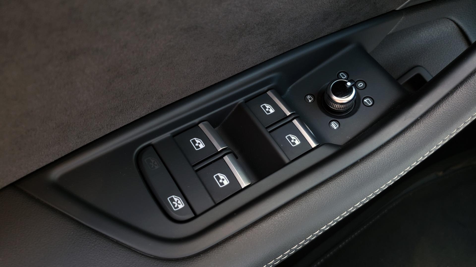 Used 2018 Audi S5 SPORTBACK PRESTIGE S-SPORT / NAV / SUNROOF / HUD / B&O SND / REARVIEW for sale $48,995 at Formula Imports in Charlotte NC 28227 37