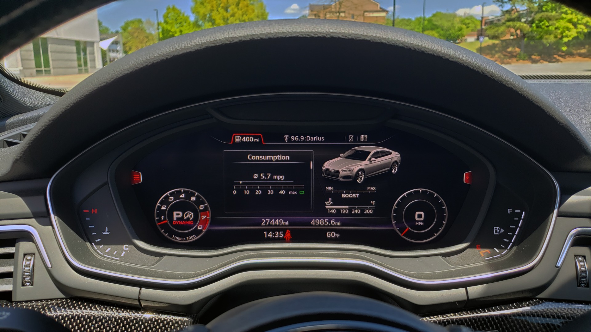 Used 2018 Audi S5 SPORTBACK PRESTIGE S-SPORT / NAV / SUNROOF / HUD / B&O SND / REARVIEW for sale $48,995 at Formula Imports in Charlotte NC 28227 39