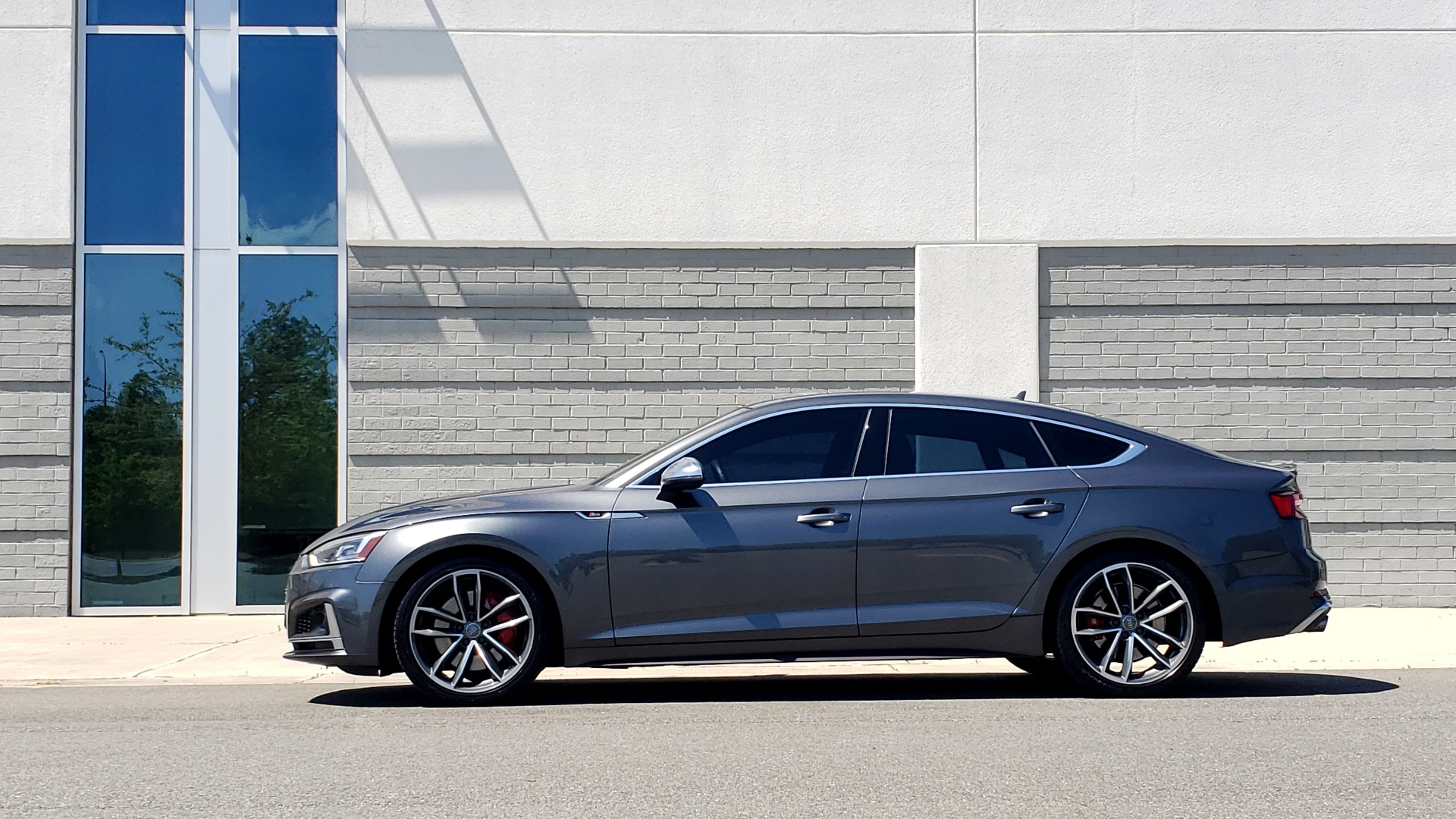 Used 2018 Audi S5 SPORTBACK PRESTIGE S-SPORT / NAV / SUNROOF / HUD / B&O SND / REARVIEW for sale $48,995 at Formula Imports in Charlotte NC 28227 4