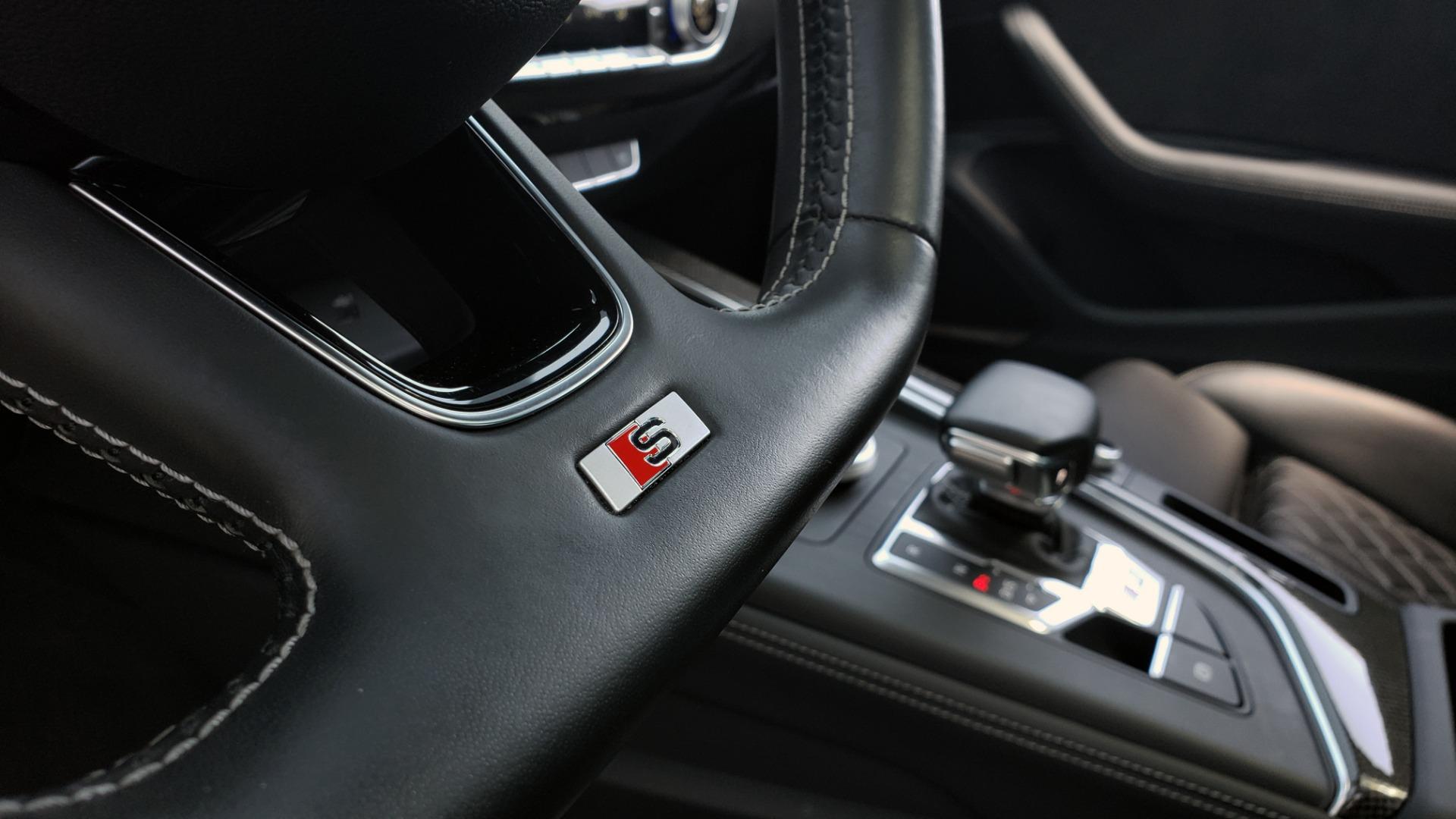 Used 2018 Audi S5 SPORTBACK PRESTIGE S-SPORT / NAV / SUNROOF / HUD / B&O SND / REARVIEW for sale $48,995 at Formula Imports in Charlotte NC 28227 46