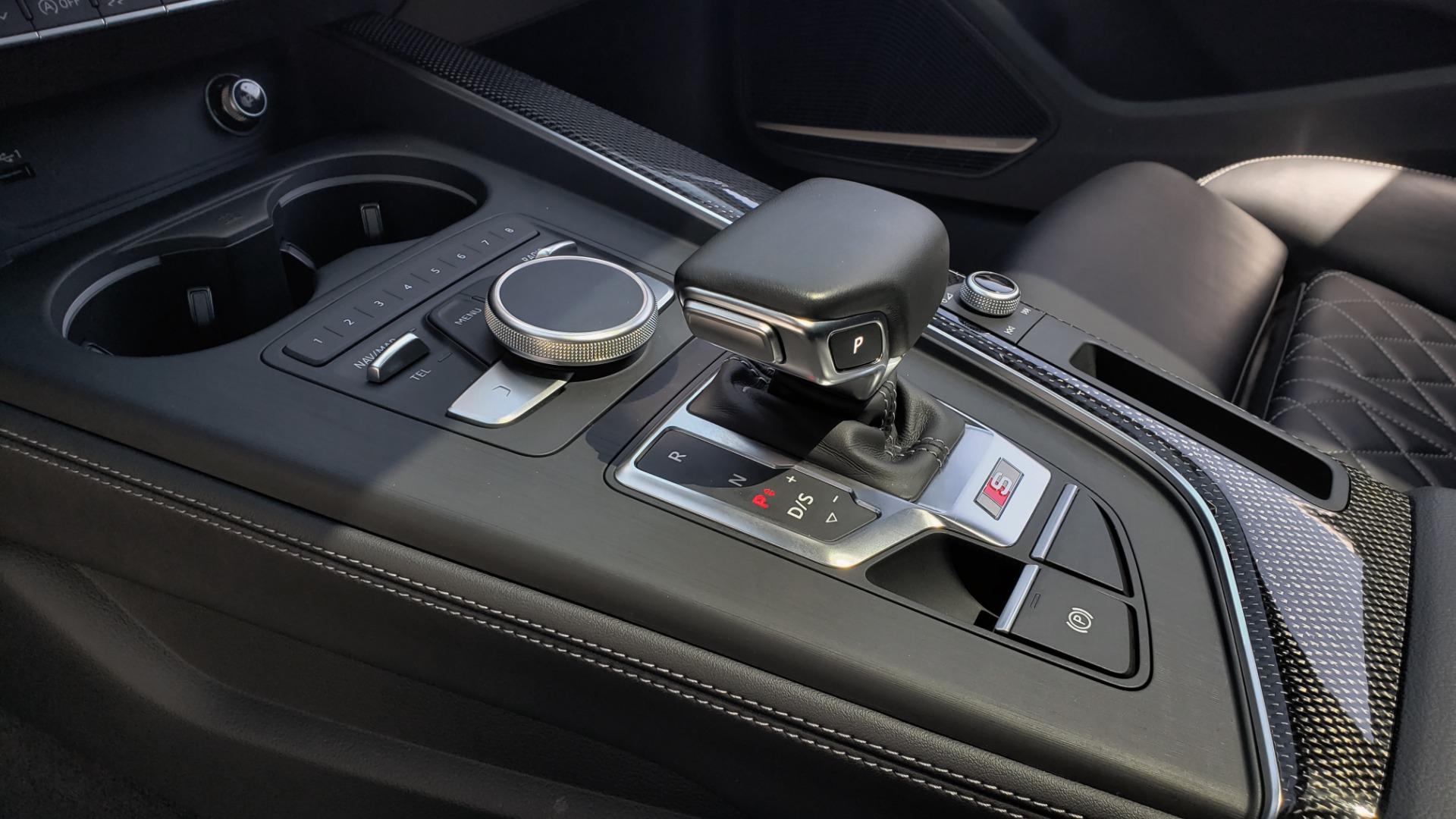Used 2018 Audi S5 SPORTBACK PRESTIGE S-SPORT / NAV / SUNROOF / HUD / B&O SND / REARVIEW for sale $48,995 at Formula Imports in Charlotte NC 28227 49