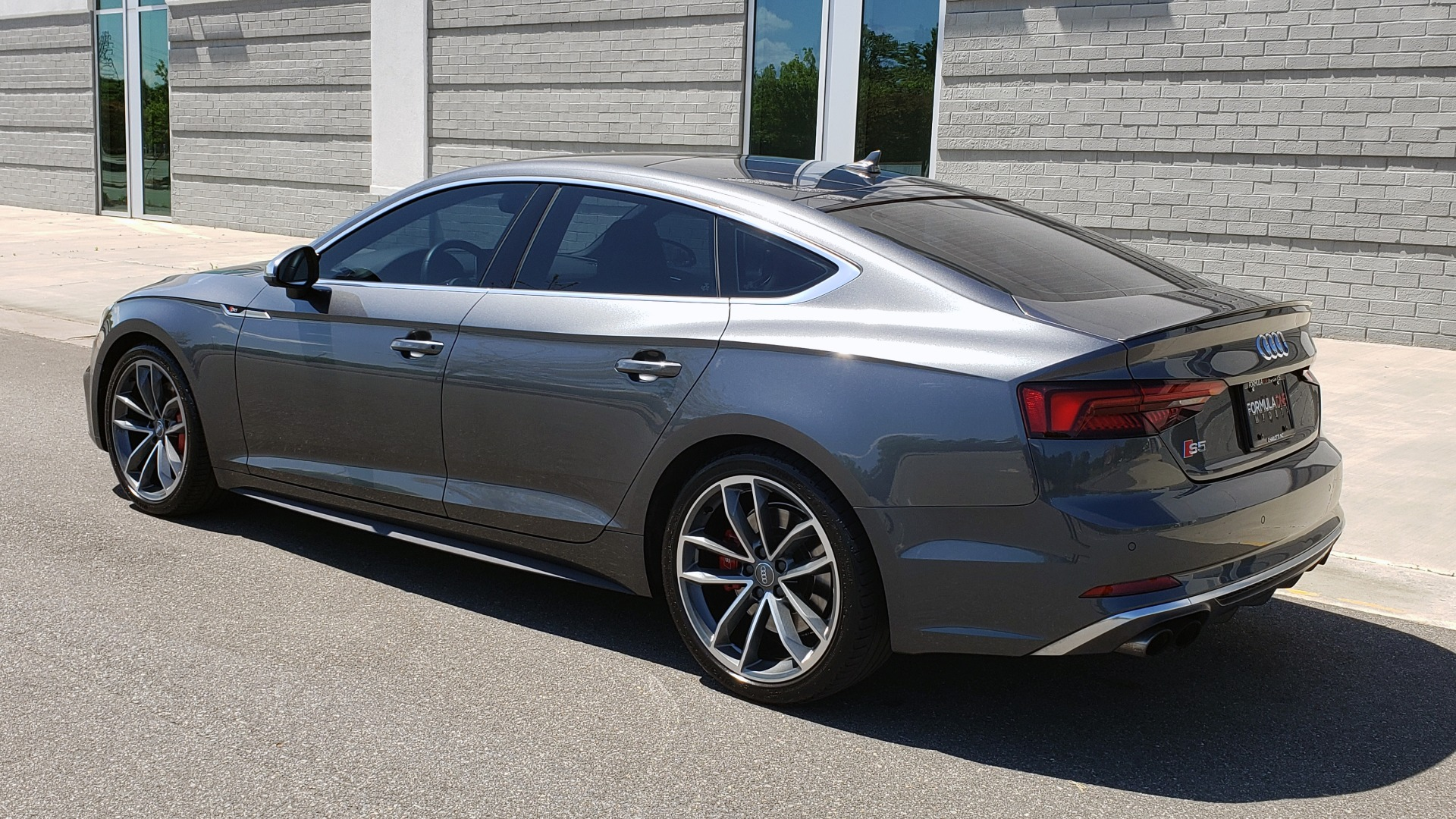 Used 2018 Audi S5 SPORTBACK PRESTIGE S-SPORT / NAV / SUNROOF / HUD / B&O SND / REARVIEW for sale $48,995 at Formula Imports in Charlotte NC 28227 5