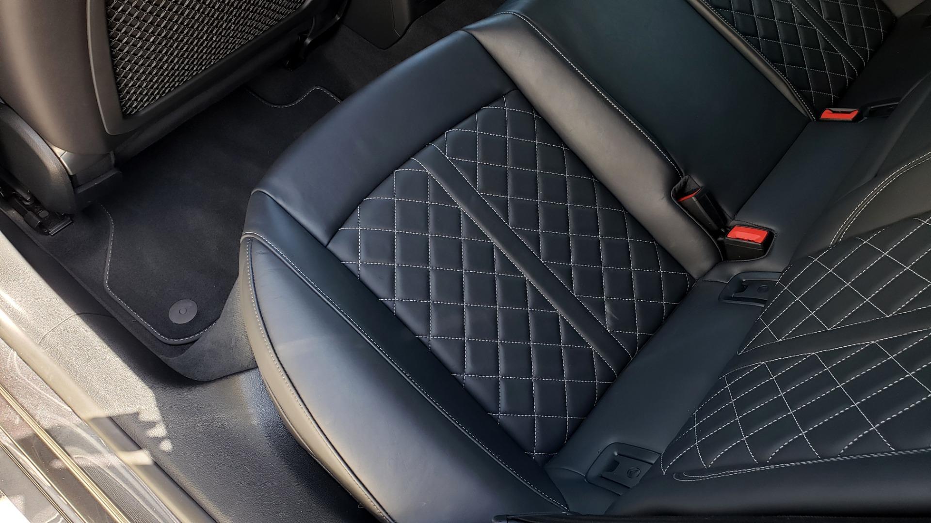 Used 2018 Audi S5 SPORTBACK PRESTIGE S-SPORT / NAV / SUNROOF / HUD / B&O SND / REARVIEW for sale $48,995 at Formula Imports in Charlotte NC 28227 51