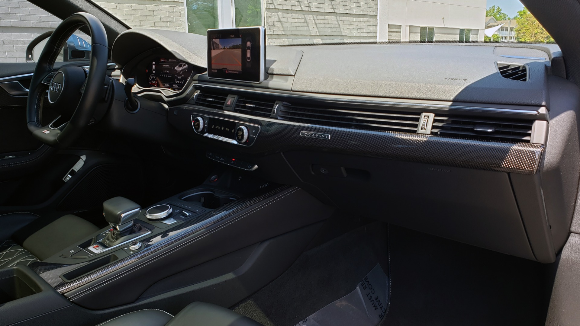 Used 2018 Audi S5 SPORTBACK PRESTIGE S-SPORT / NAV / SUNROOF / HUD / B&O SND / REARVIEW for sale $48,995 at Formula Imports in Charlotte NC 28227 58