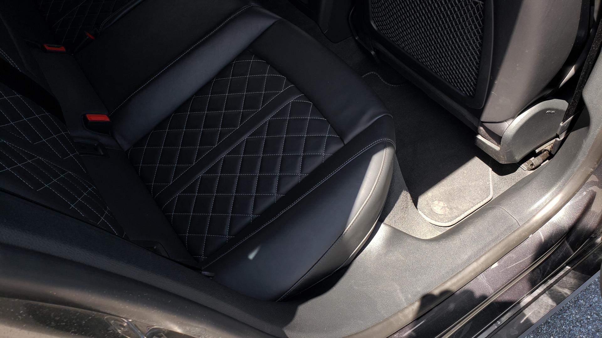 Used 2018 Audi S5 SPORTBACK PRESTIGE S-SPORT / NAV / SUNROOF / HUD / B&O SND / REARVIEW for sale $48,995 at Formula Imports in Charlotte NC 28227 61